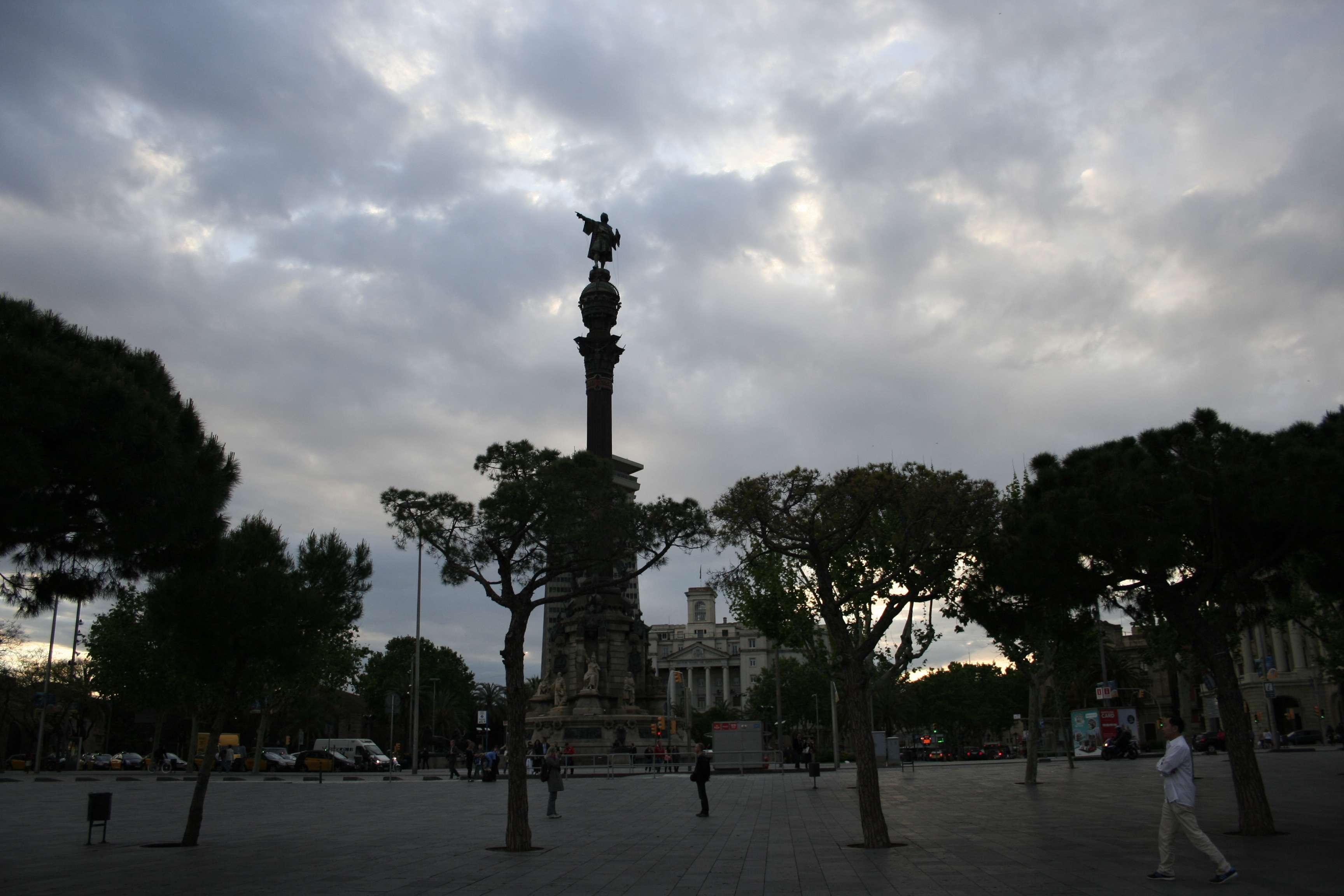 Barcelone mai 2013_0002 Mirador de Colom