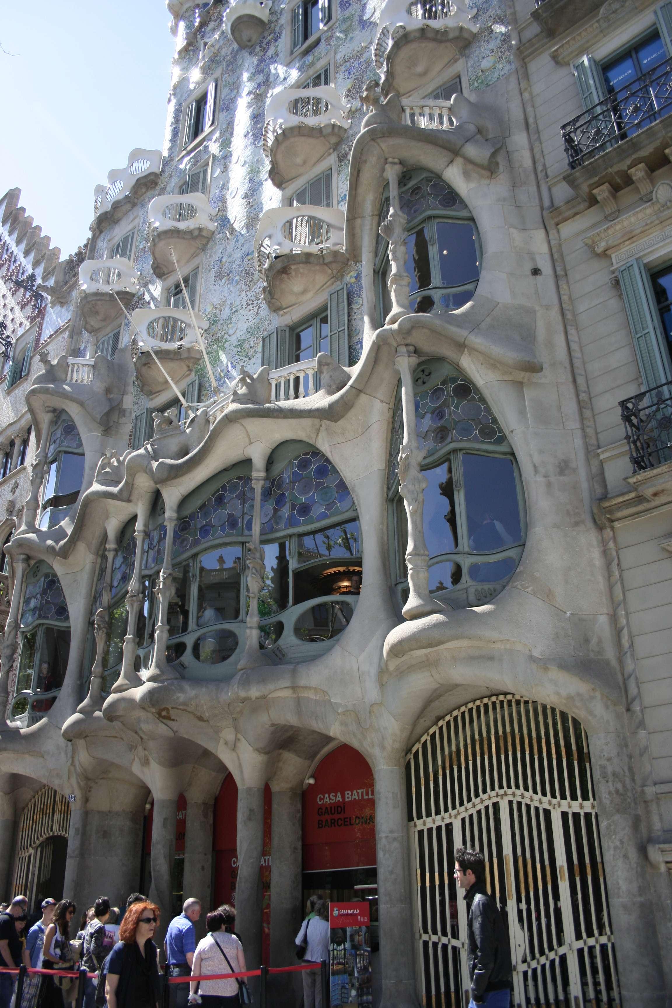 Barcelone mai 2013_0022 casa Batllo