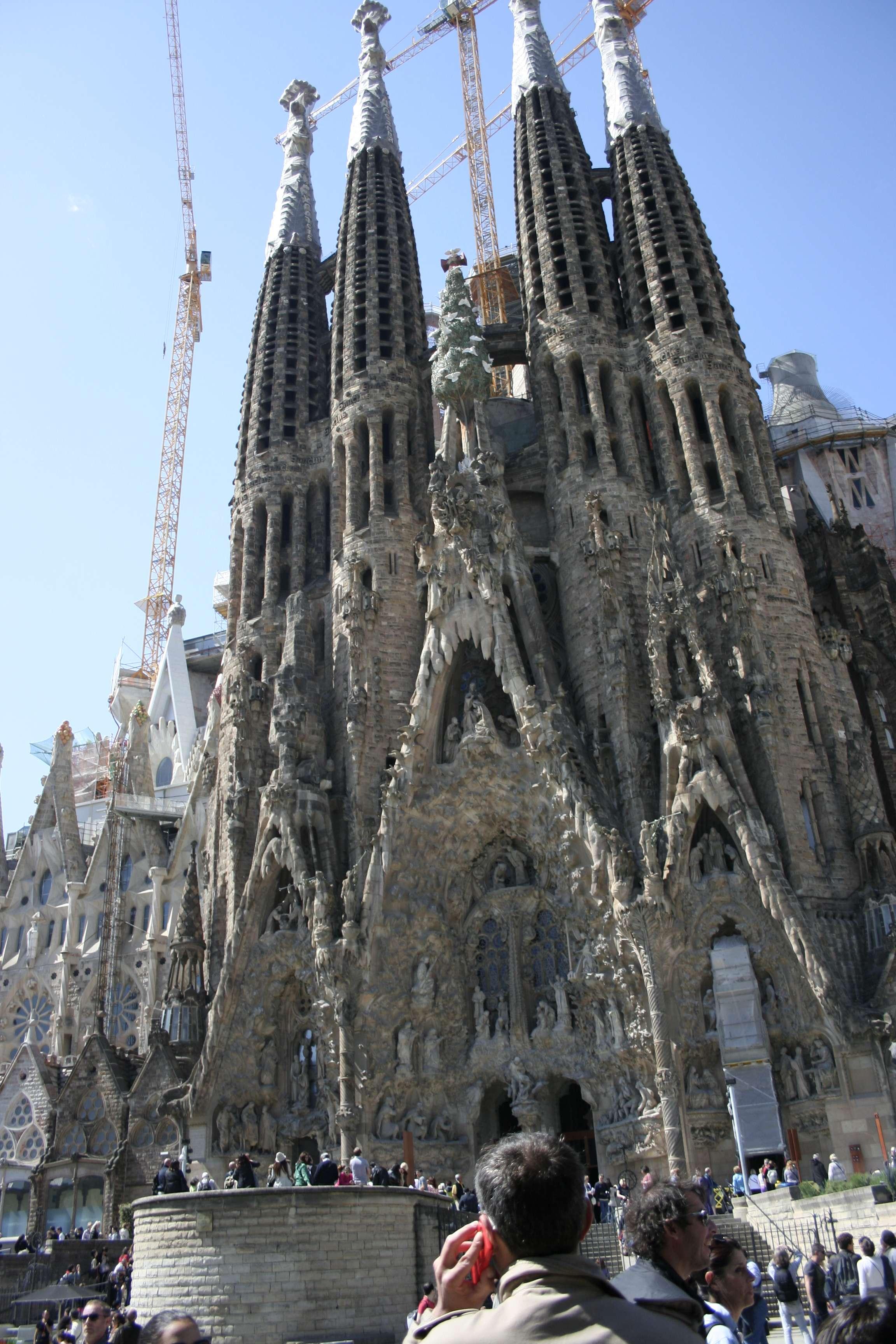 Barcelone mai 2013_0105 Sagrada Familia
