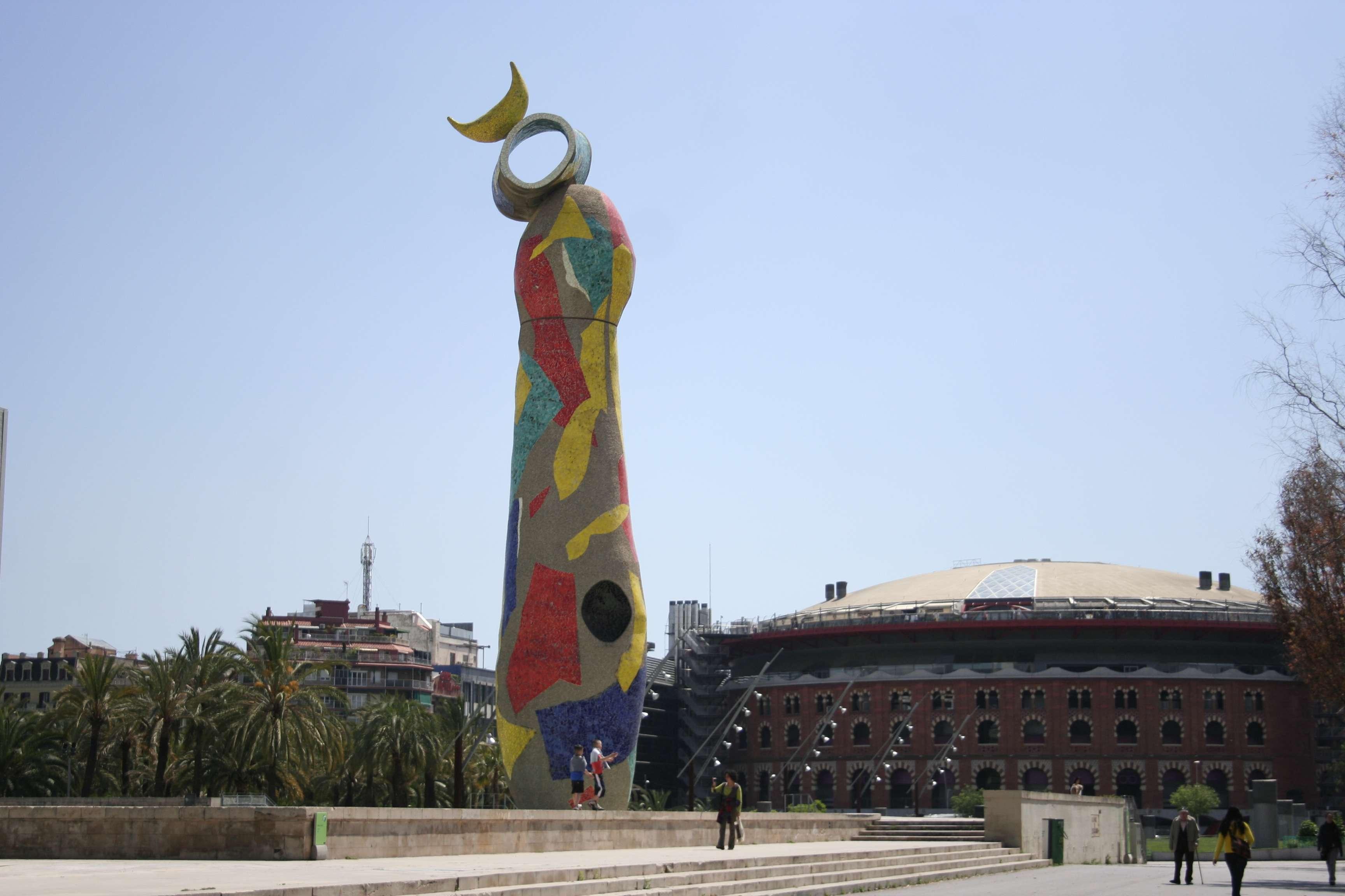Barcelone mai 2013_0186 parc Joan Miro