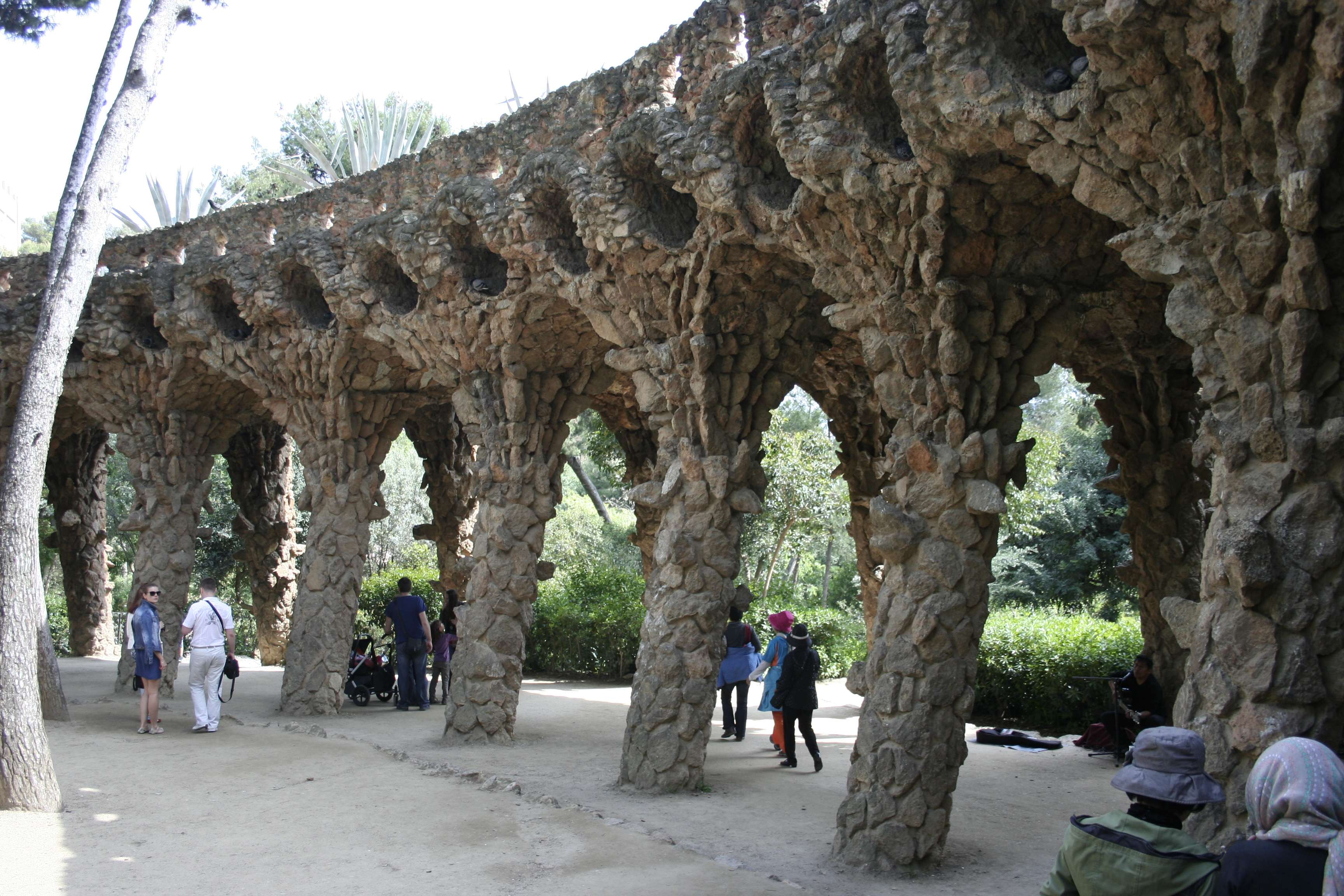 Barcelone mai 2013_0275 parc Guell