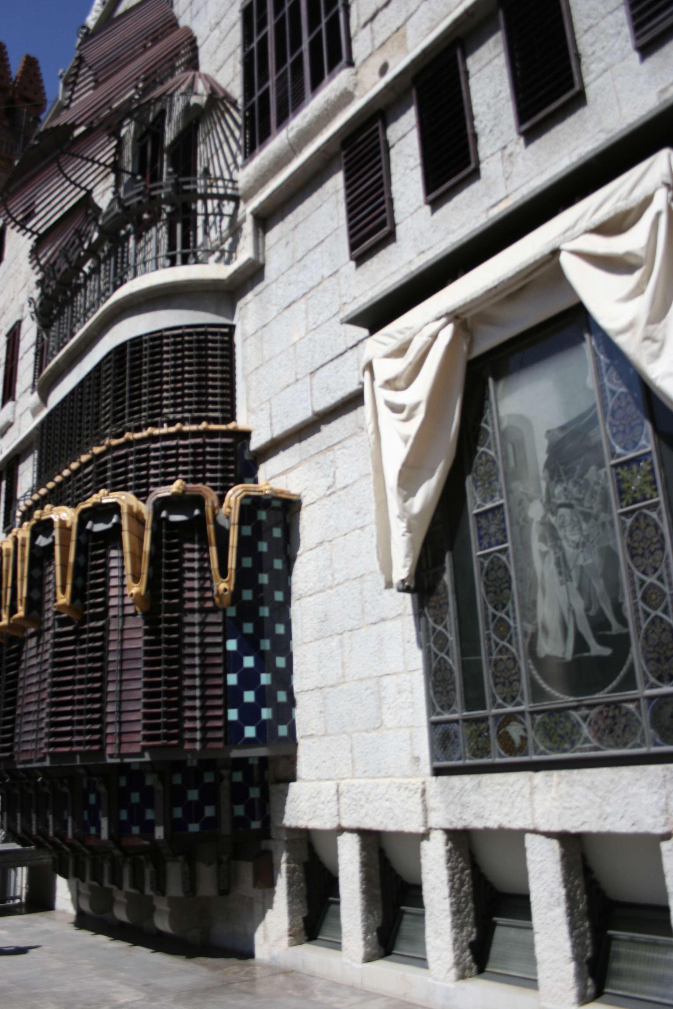 Barcelone mai 2013_0293 Palau Guell