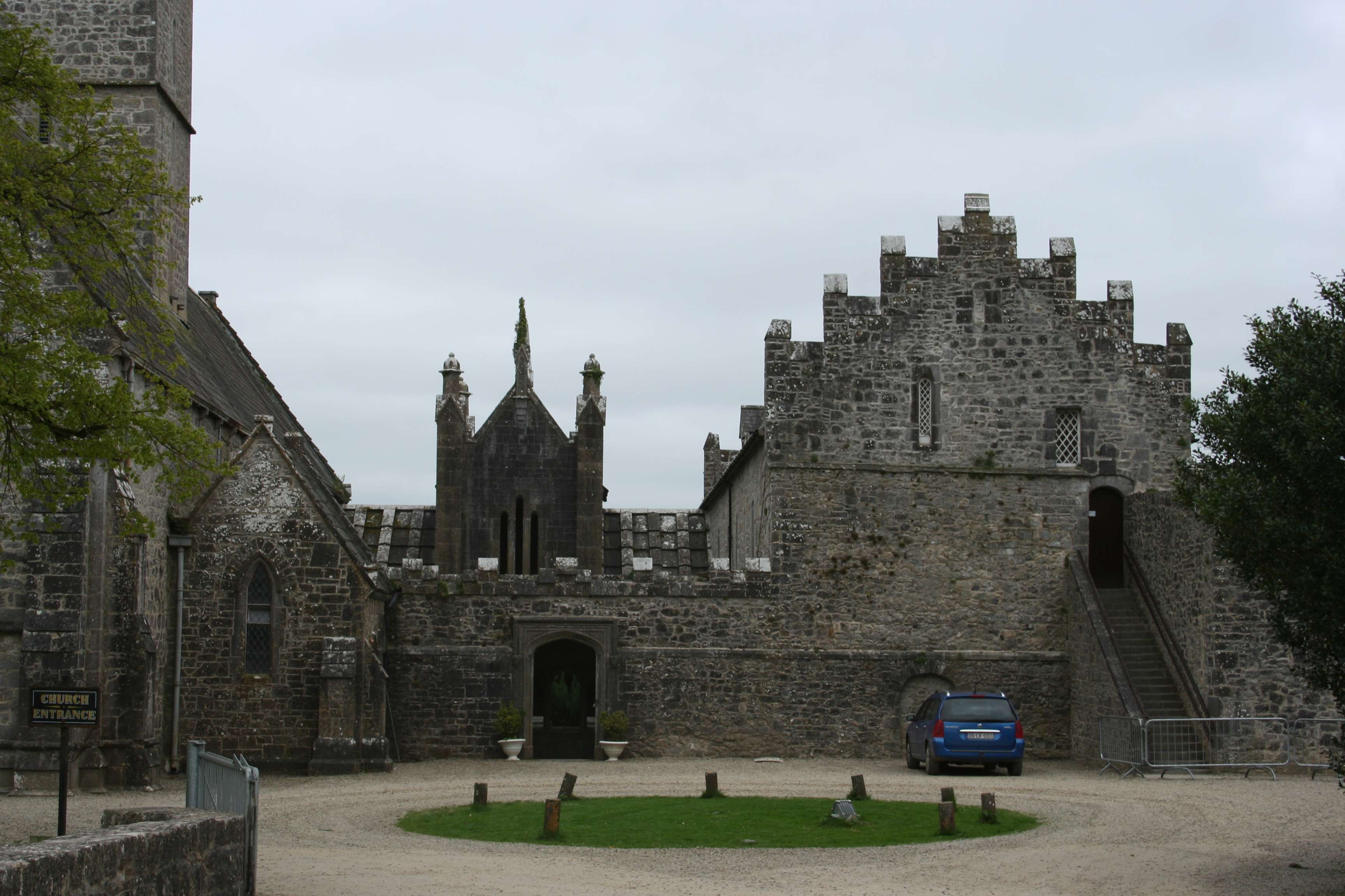 110 Augustinian Priory, Adare, le 29 04