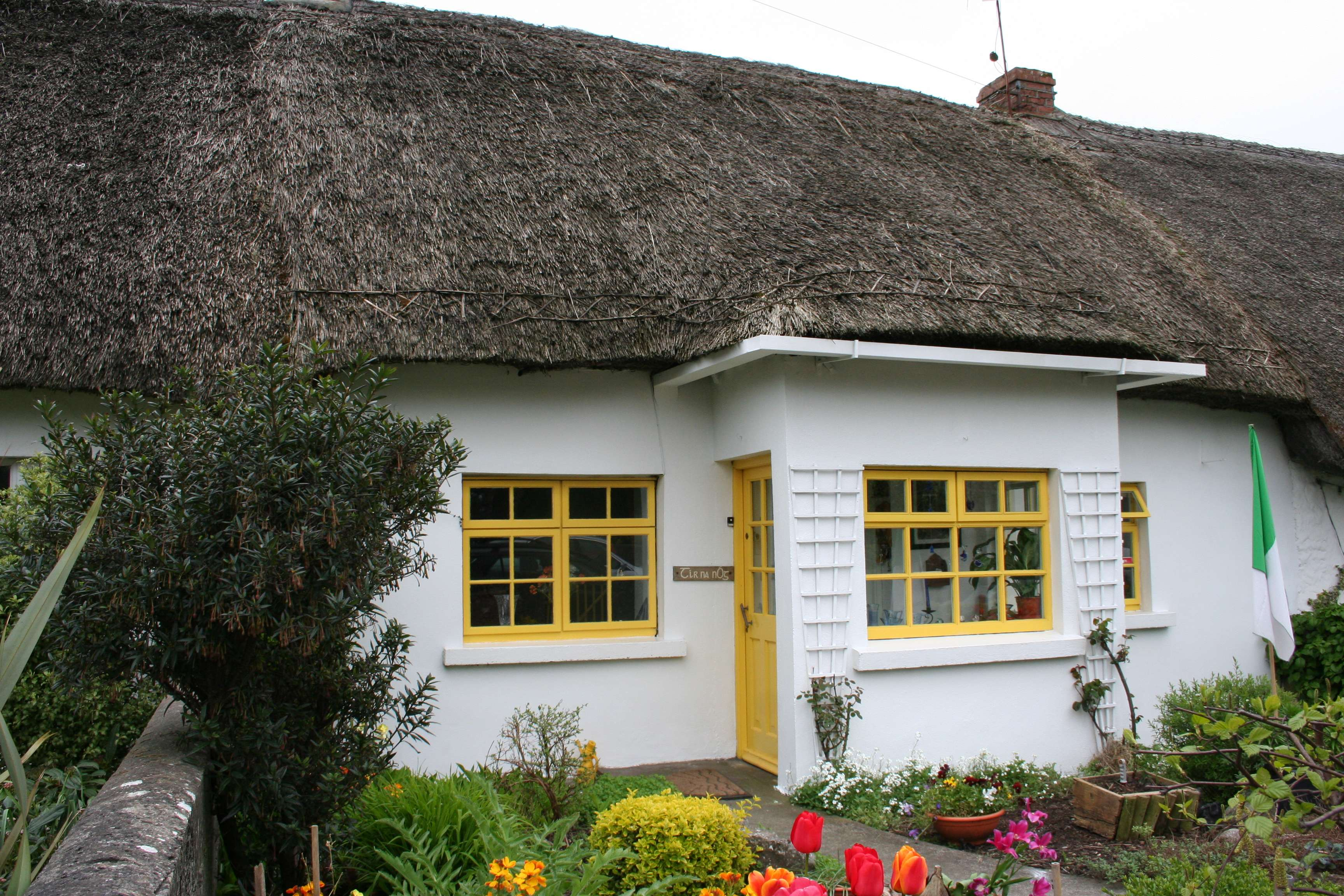 126 Thatched cottages, Adare, le 29 04
