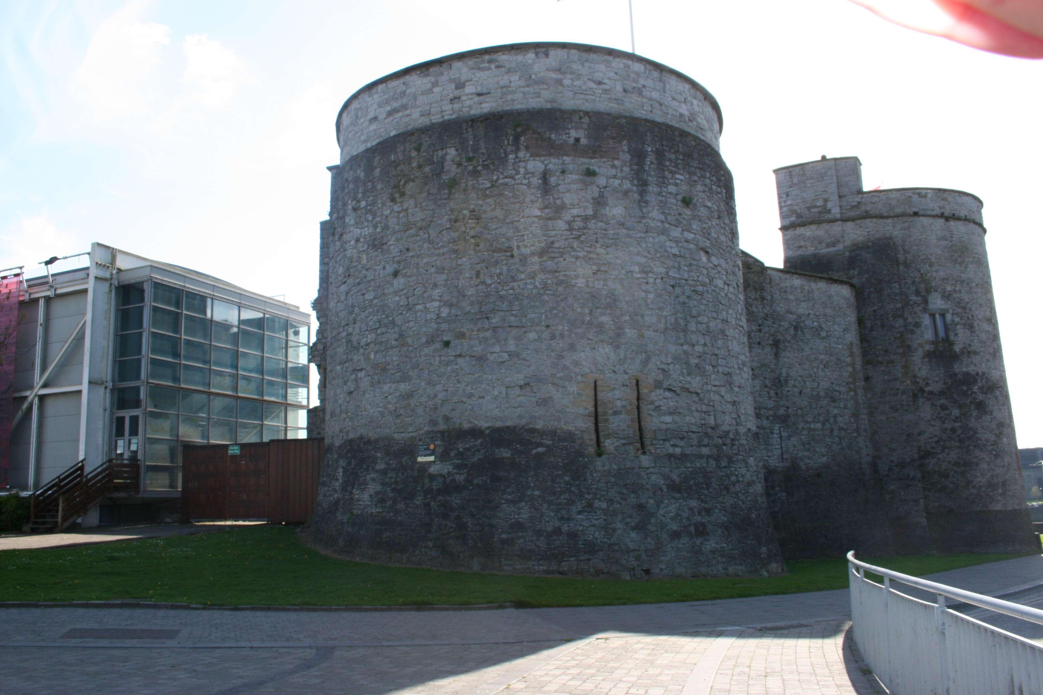 190 King John's Castle, Limerick, le 29 04