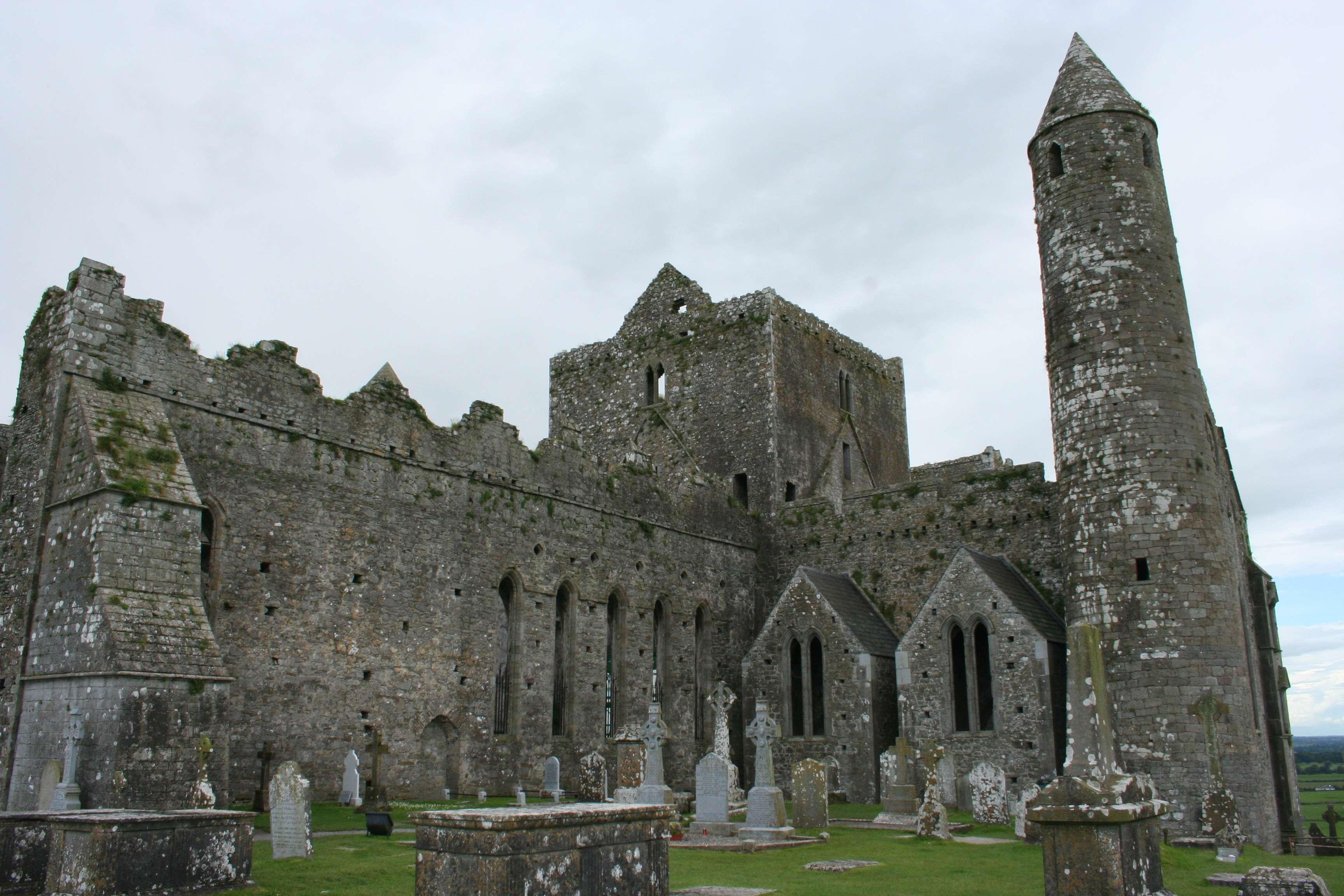 204 citadelle de Cashel