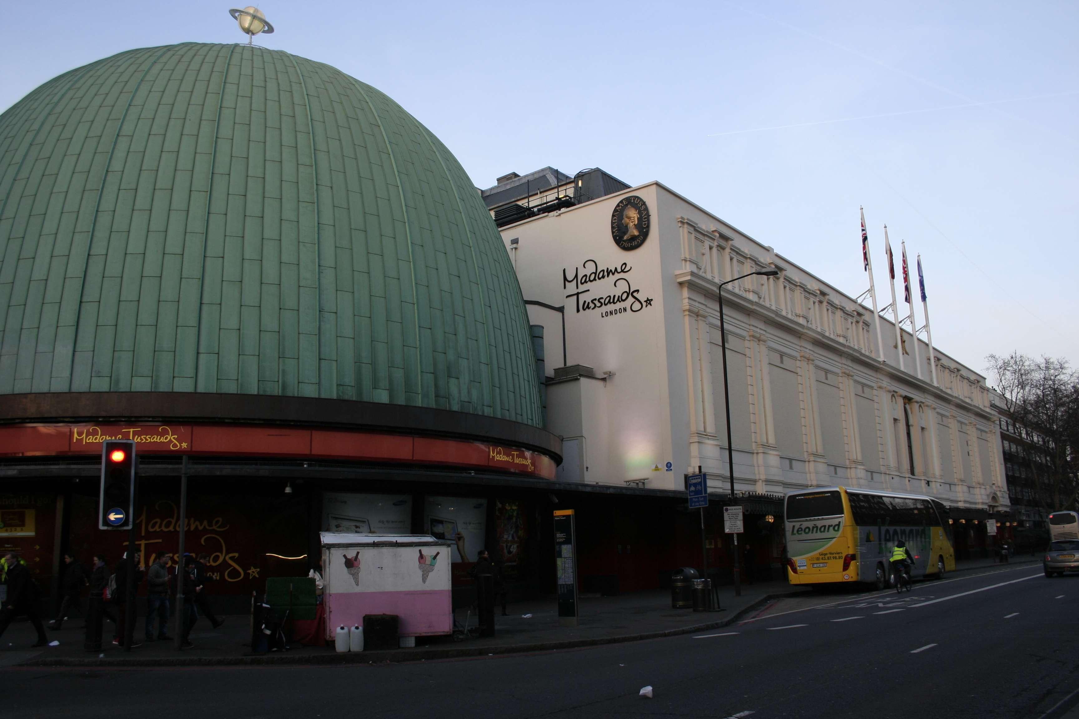 London_0014 Musee Tussaud
