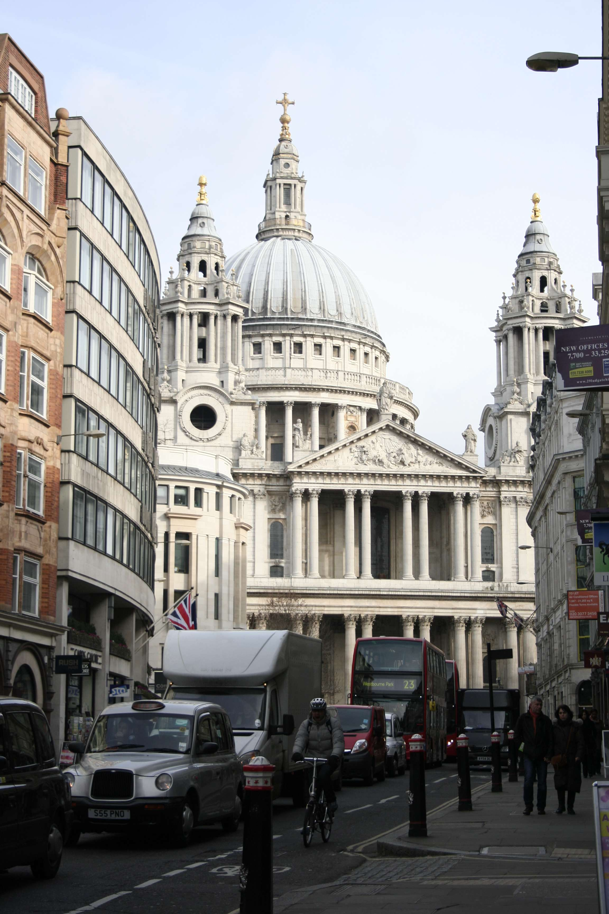 London_0075 St Paul cathedral