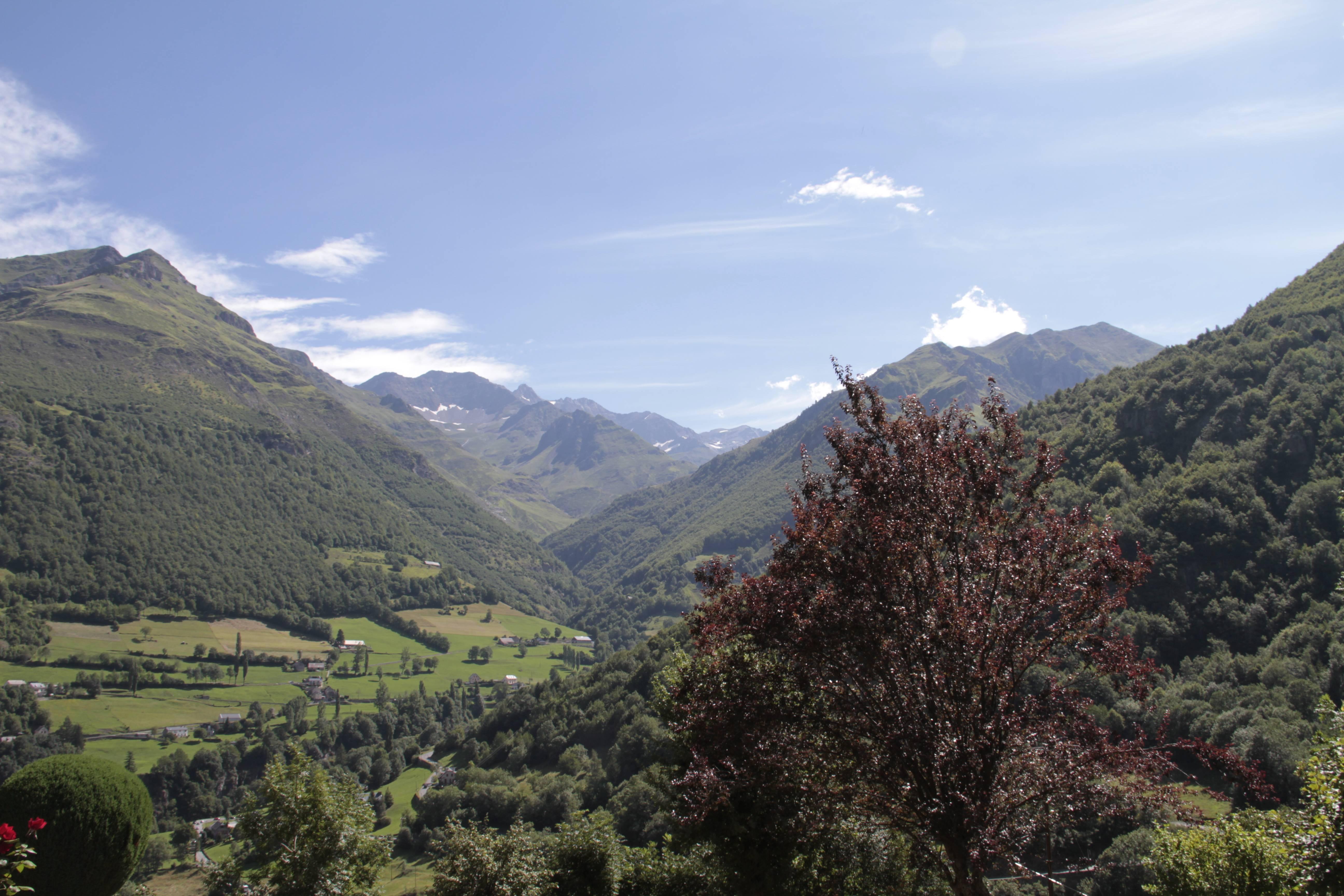 Pyrenees aout 2014_0002 jour 1 Gedre-cabane d Estaube