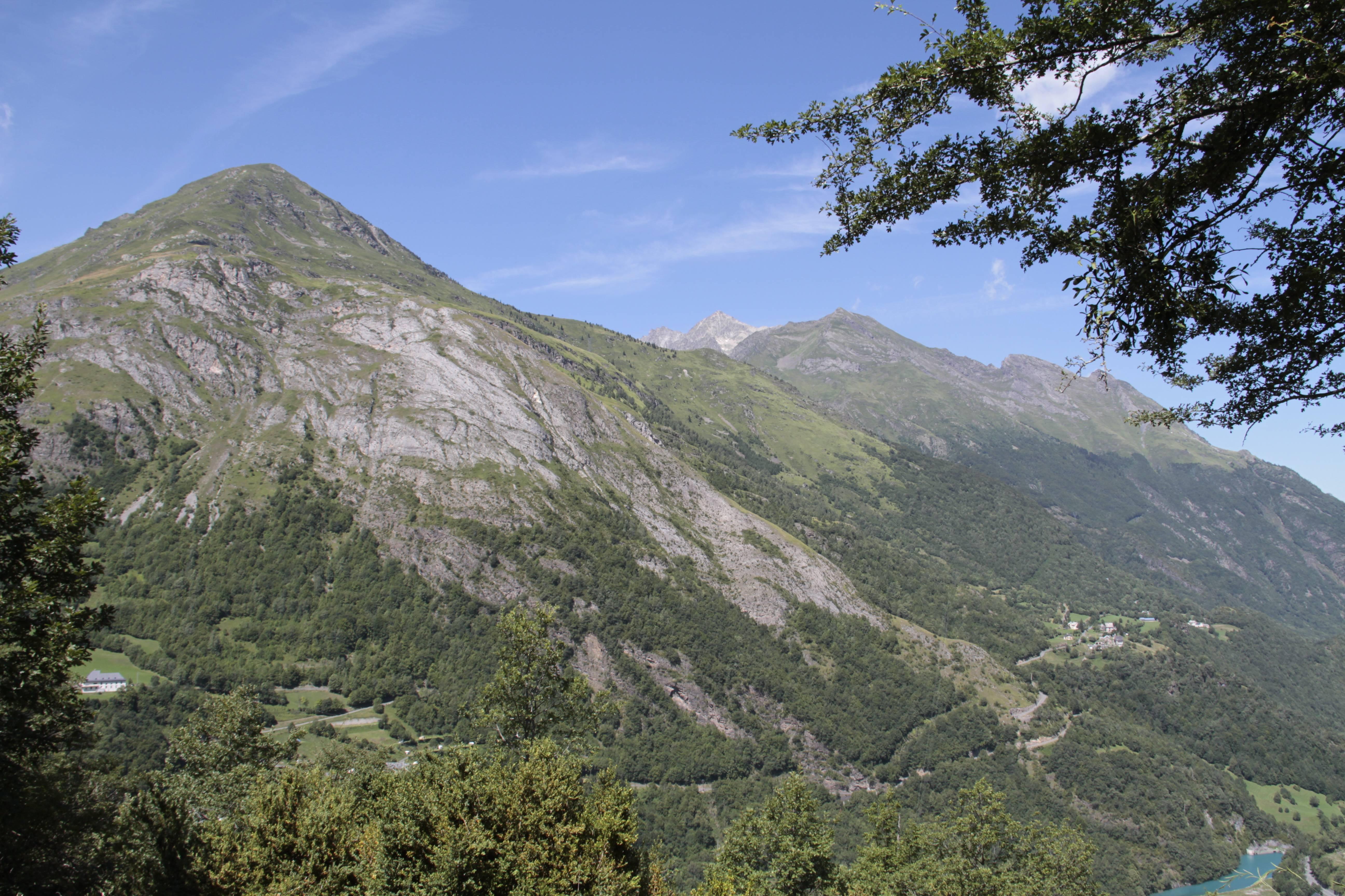Pyrenees aout 2014_0005 jour 1 Gedre-cabane d Estaube