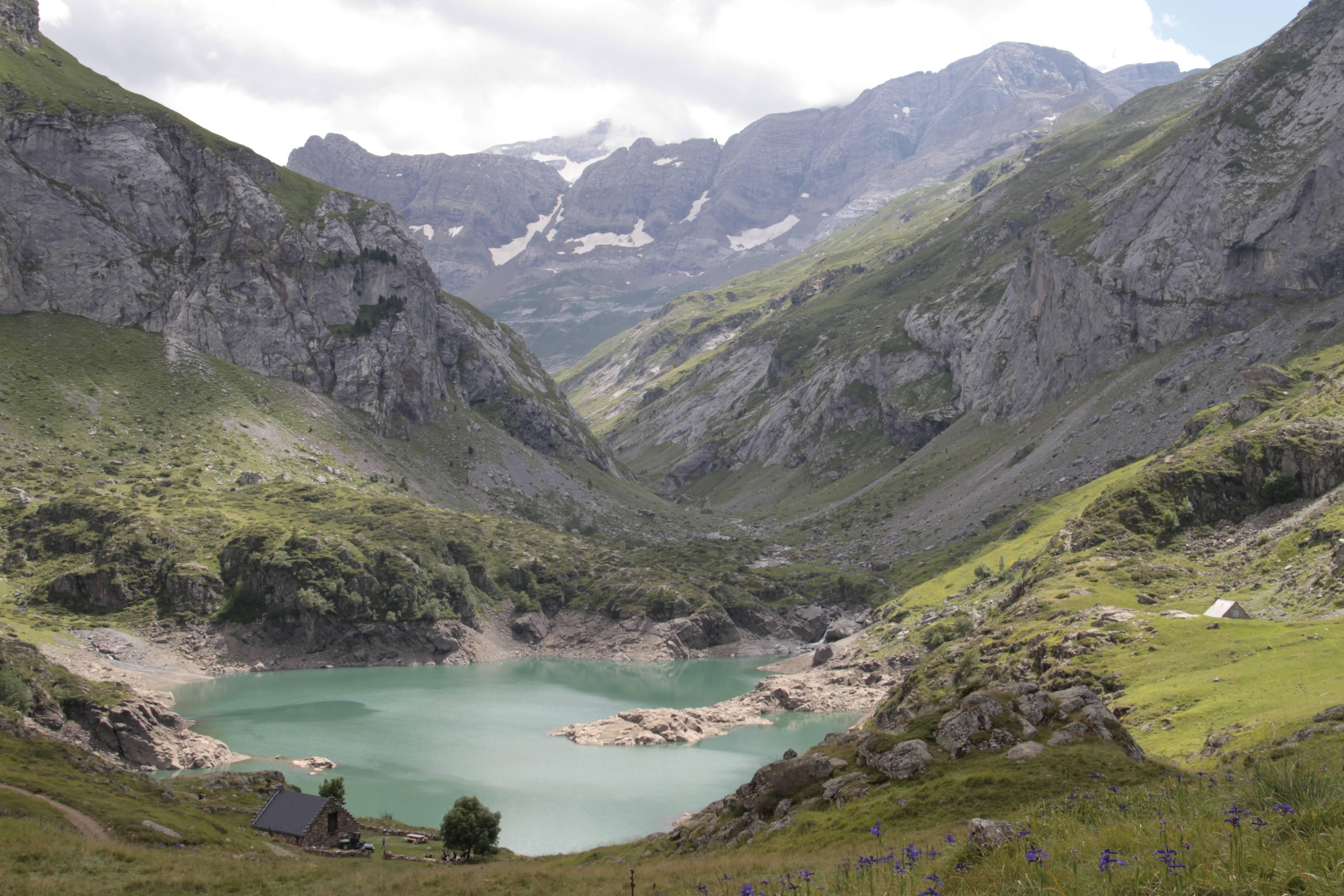 Pyrenees aout 2014_0018 jour 1 Gedre-cabane d Estaube