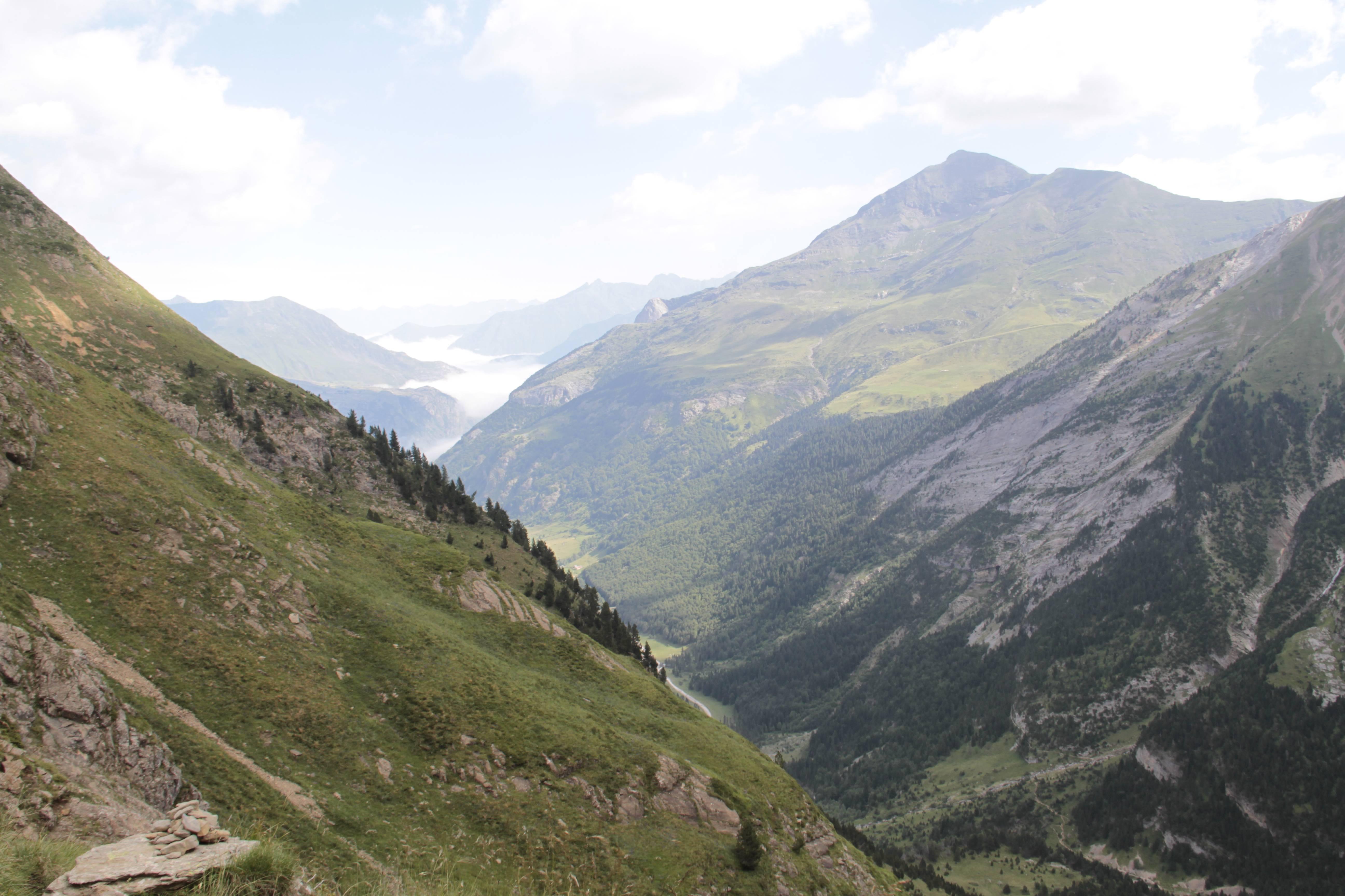 Pyrenees aout 2014_0094 jour 3 cirque de Gavarnie - Pouey Aspe