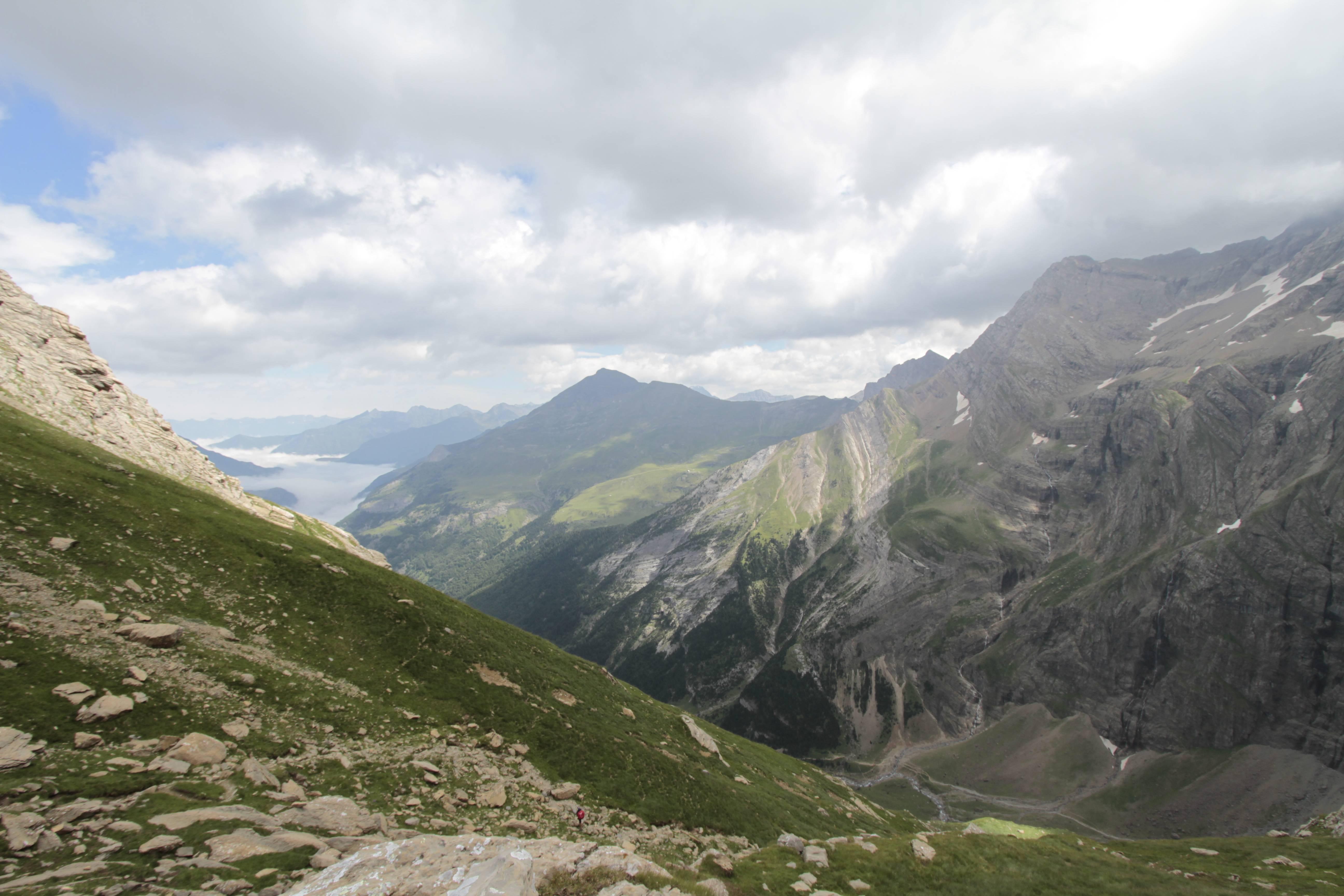 Pyrenees aout 2014_0100 jour 3 cirque de Gavarnie - Pouey Aspe