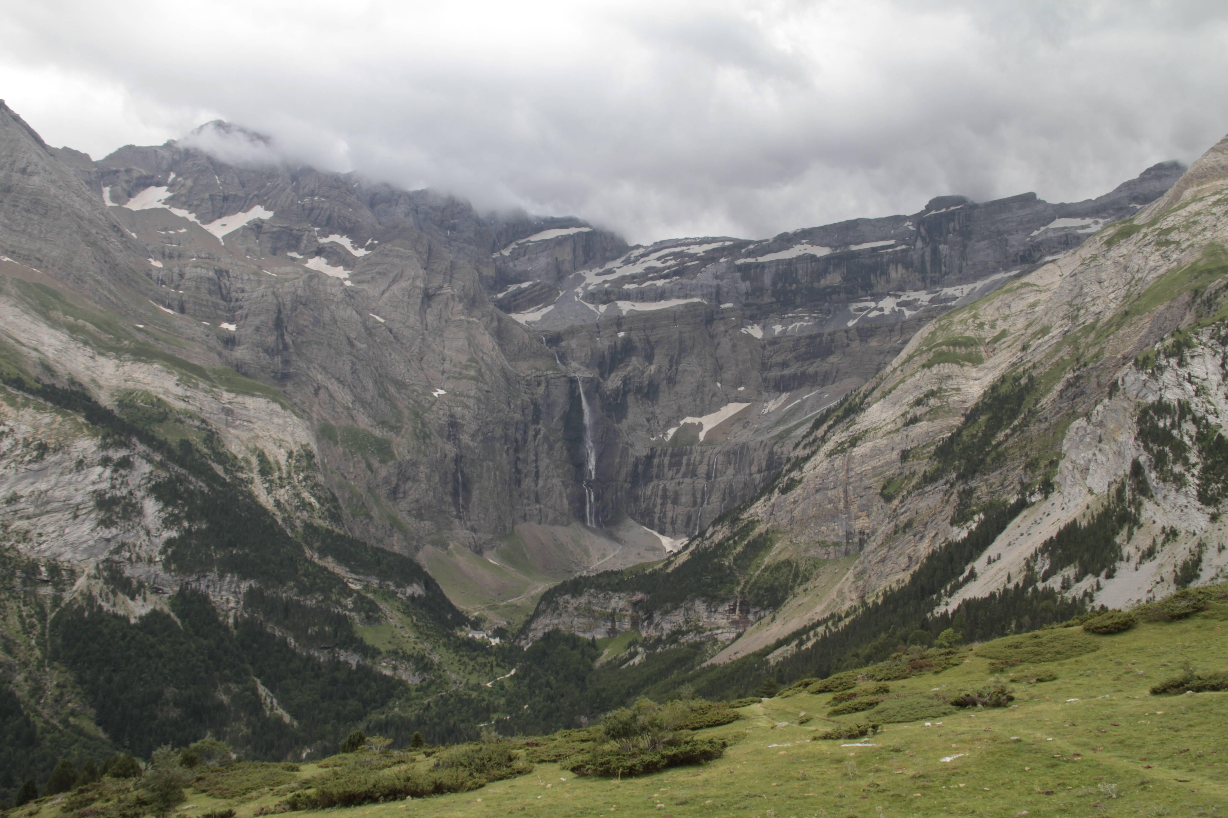 Pyrenees aout 2014_0137 jour 3 cirque de Gavarnie - Pouey Aspe