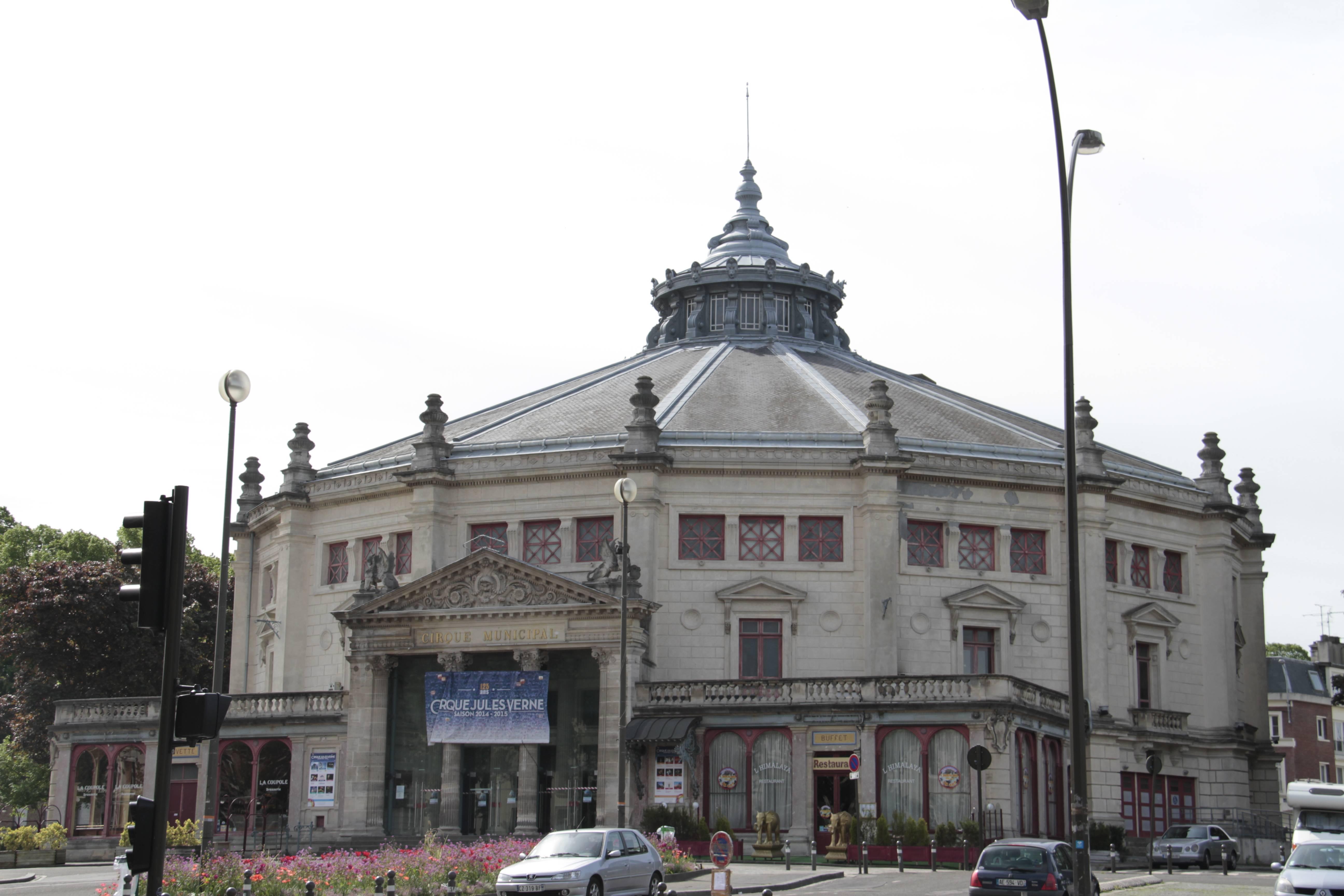 Baie de Somme mai 2015_0002 Amiens Cirque Jules Verne