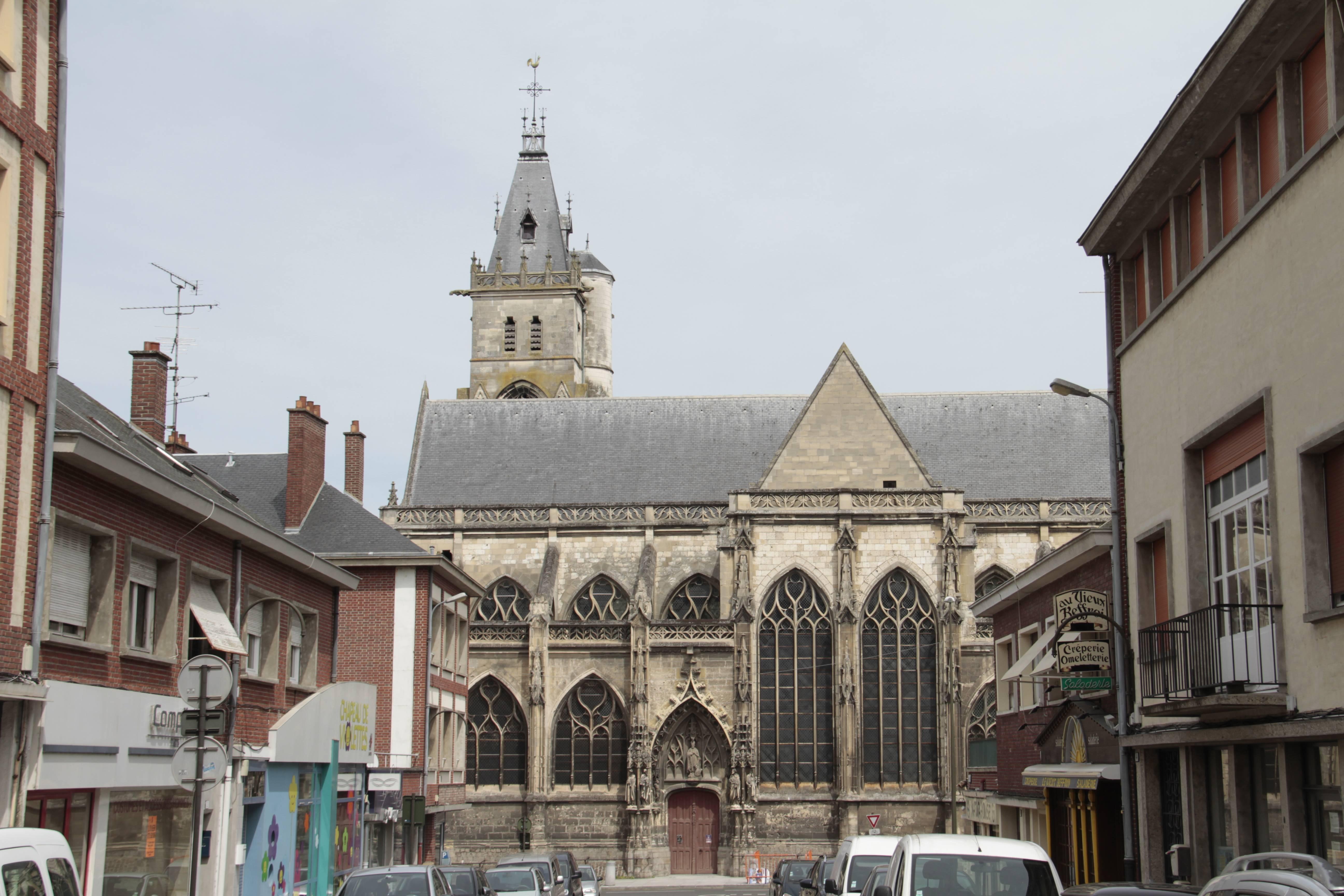 Baie de Somme mai 2015_0028 Amiens Eglise St Germain