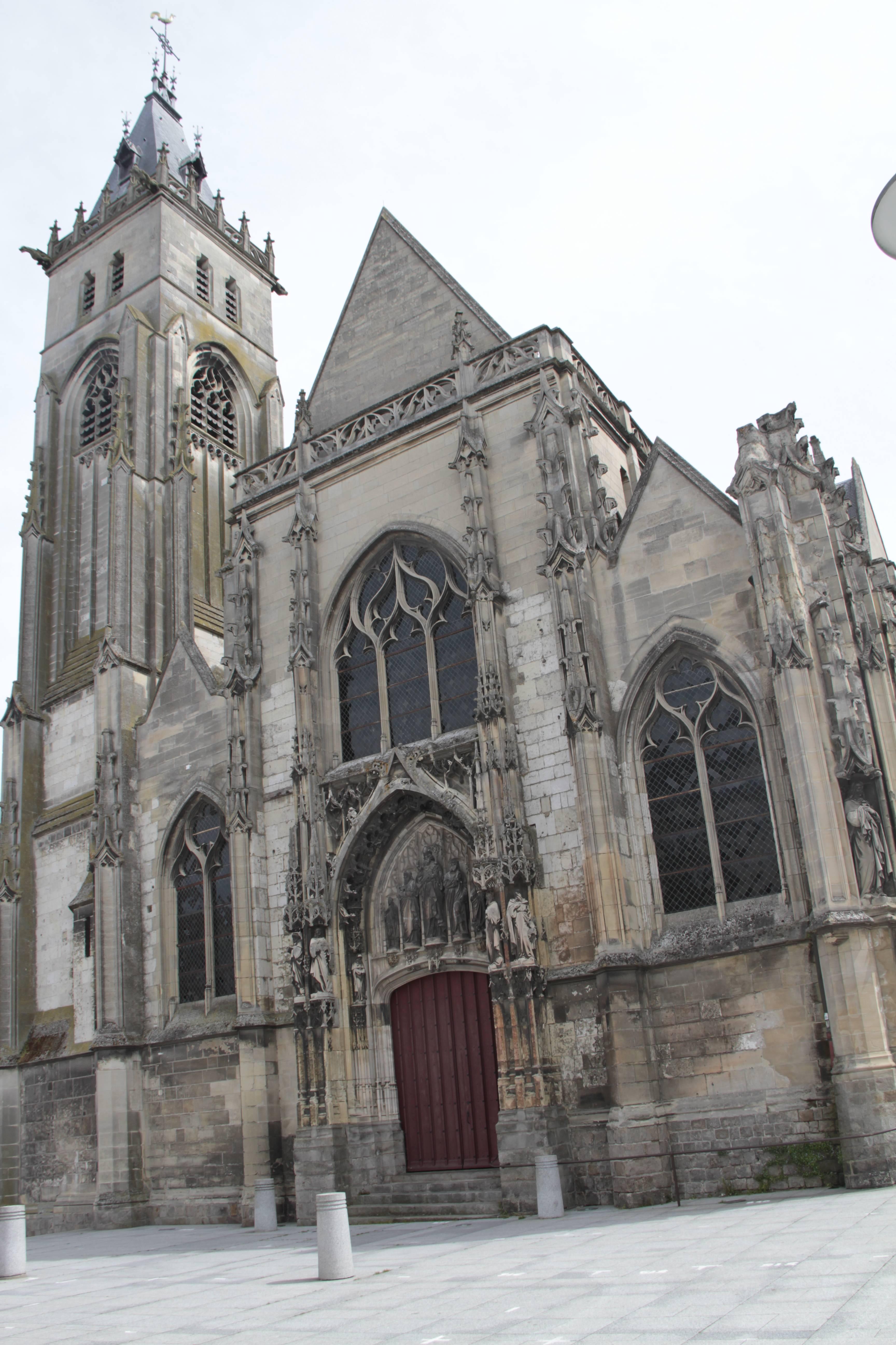 Baie de Somme mai 2015_0029 Amiens Eglise St Germain