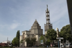 Baie de Somme mai 2015_0001 Amiens Eglise St Honoré