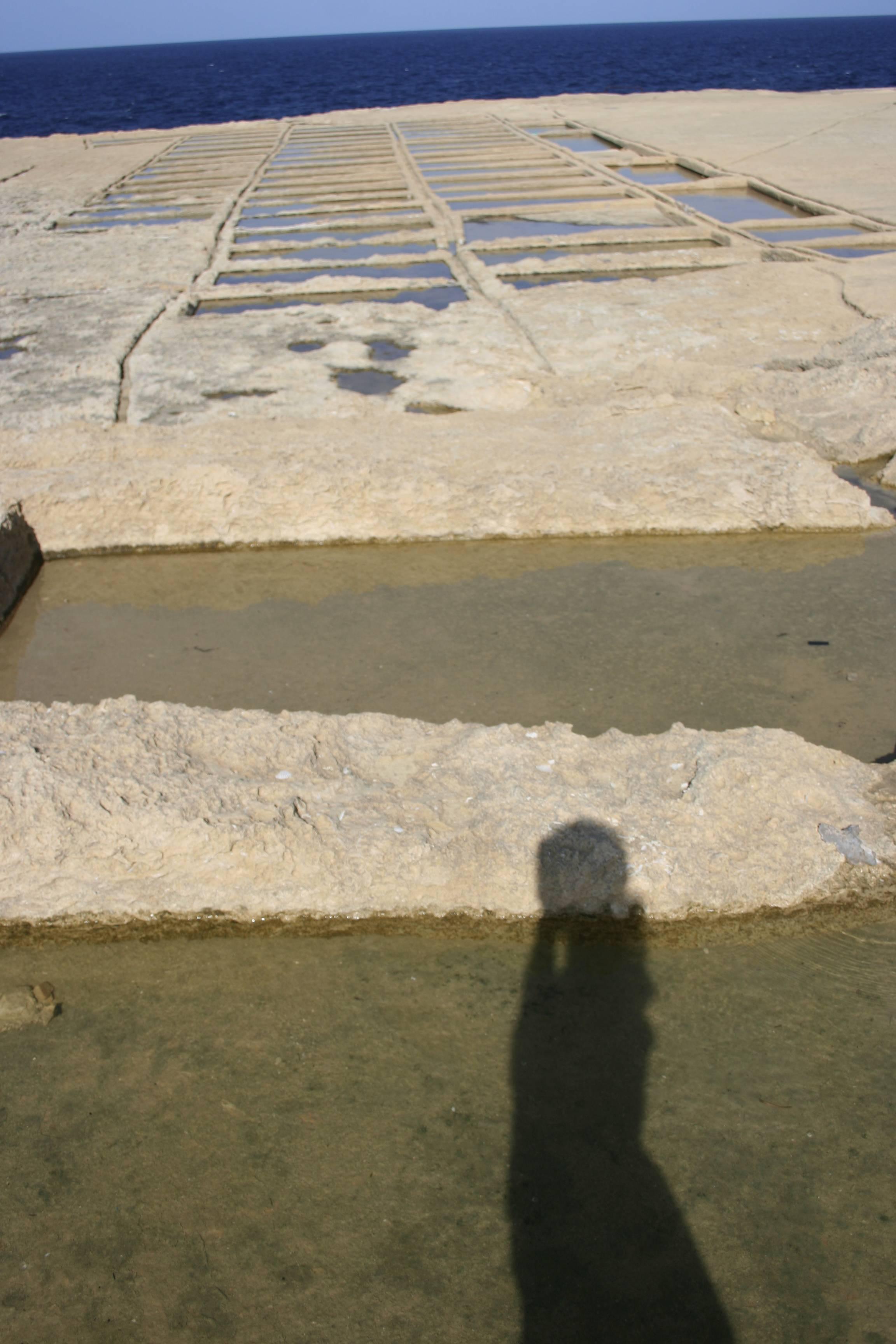 salt pans Marsalforn Gozo Malte octobre 2012 1