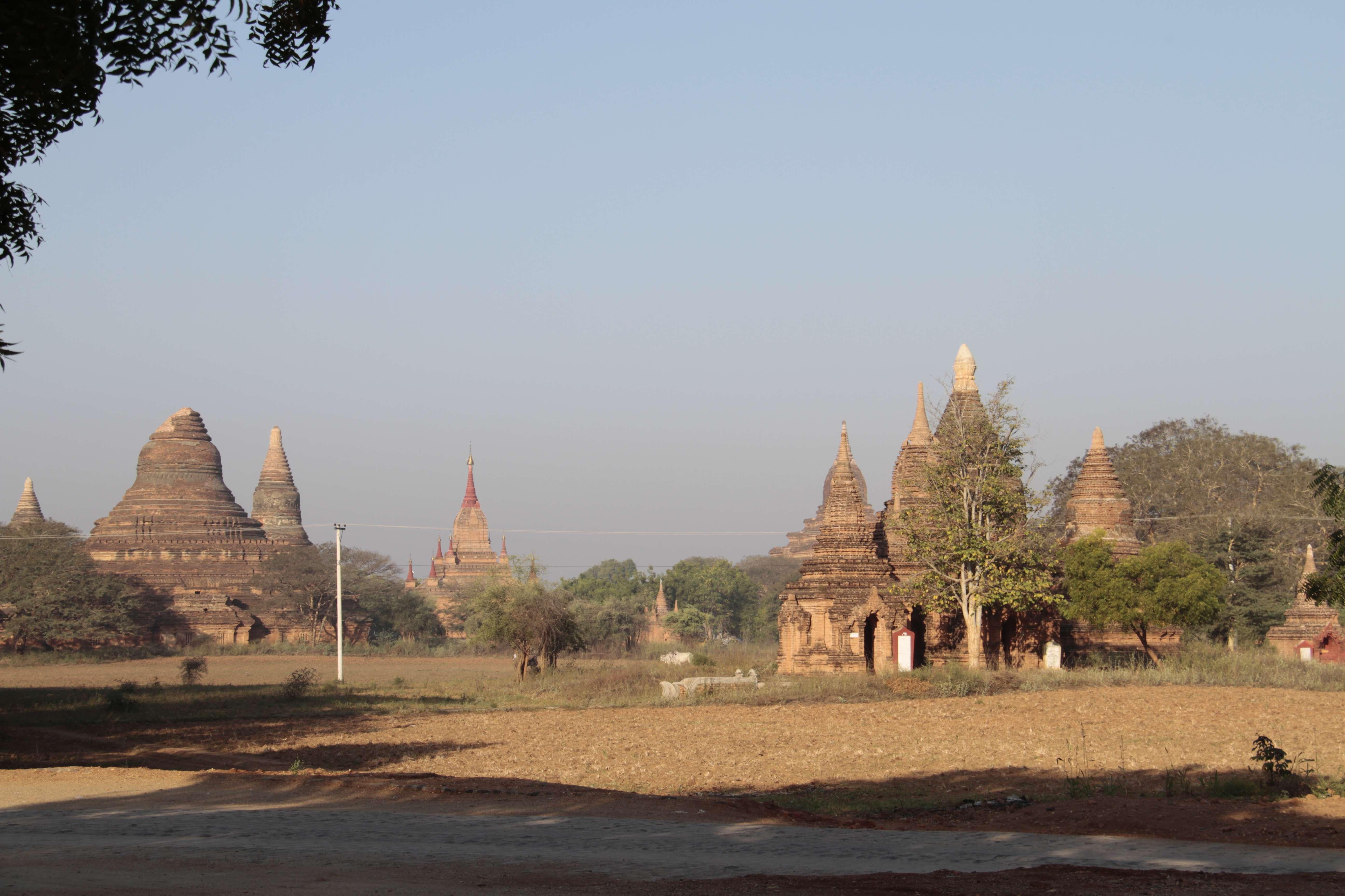 Myanmar fevrier 2019_0279 Bagan Pyathadar Temple