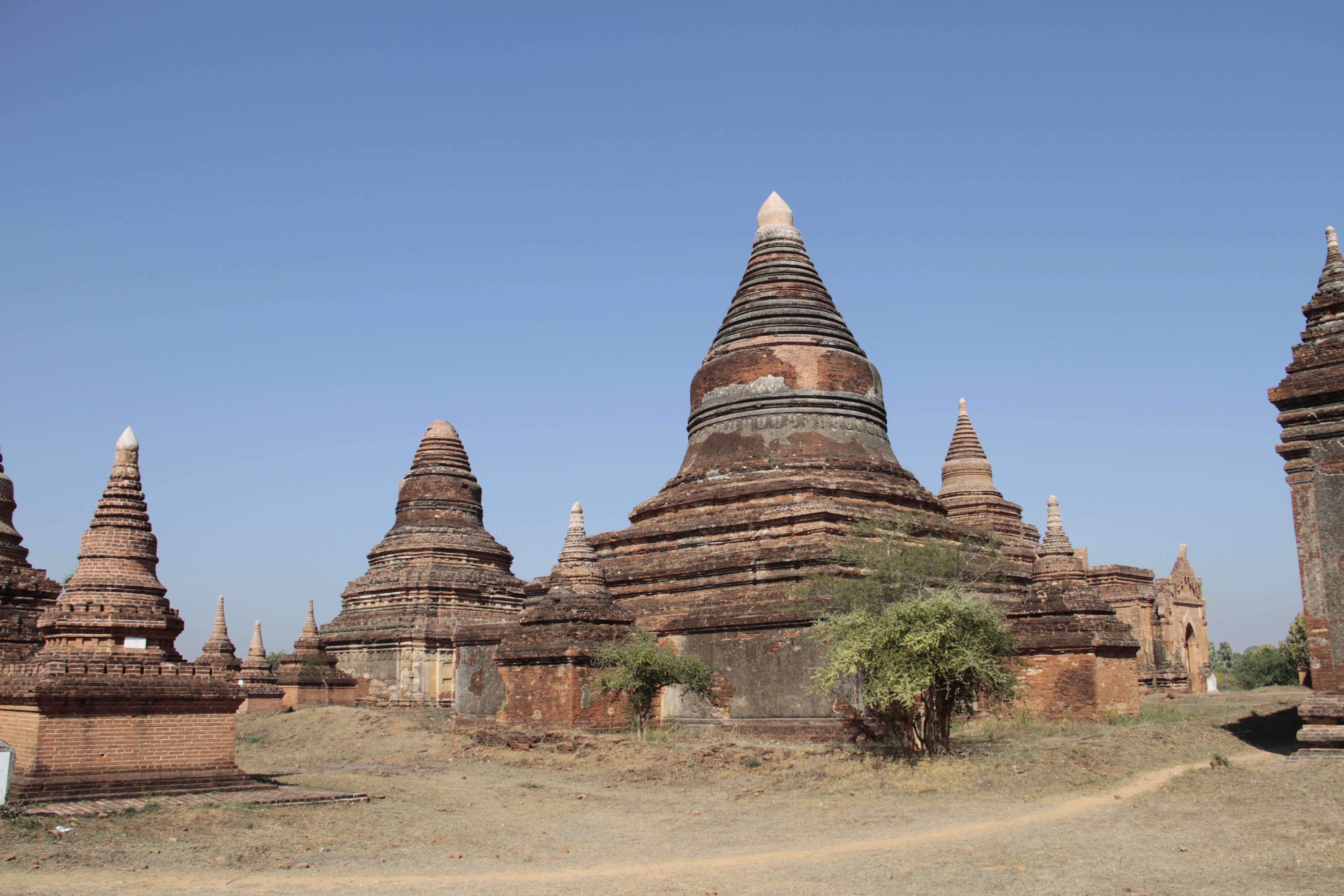 Myanmar fevrier 2019_0300 Bagan Soo Lay Gon group