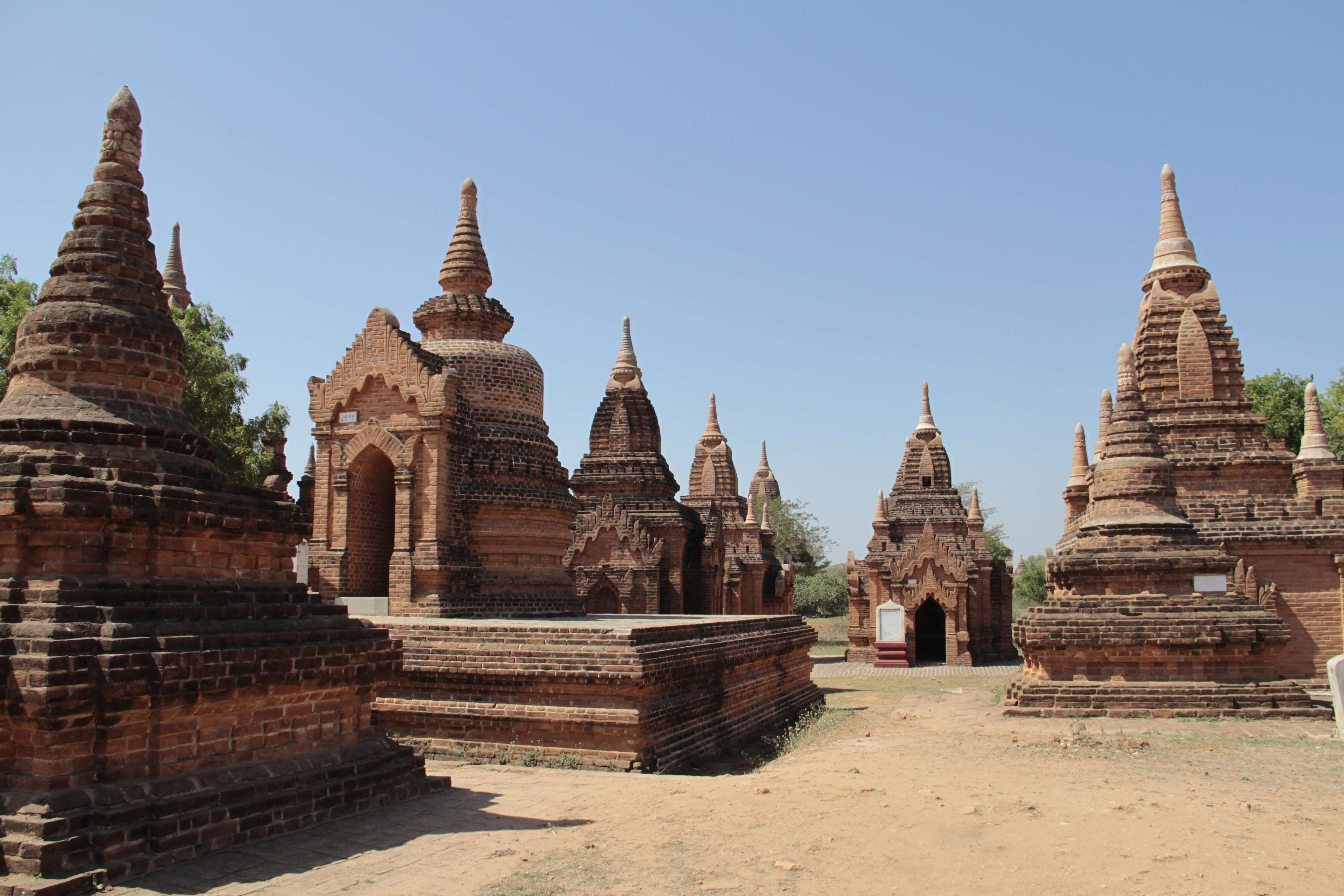 Myanmar fevrier 2019_0326 Khe Minga temple
