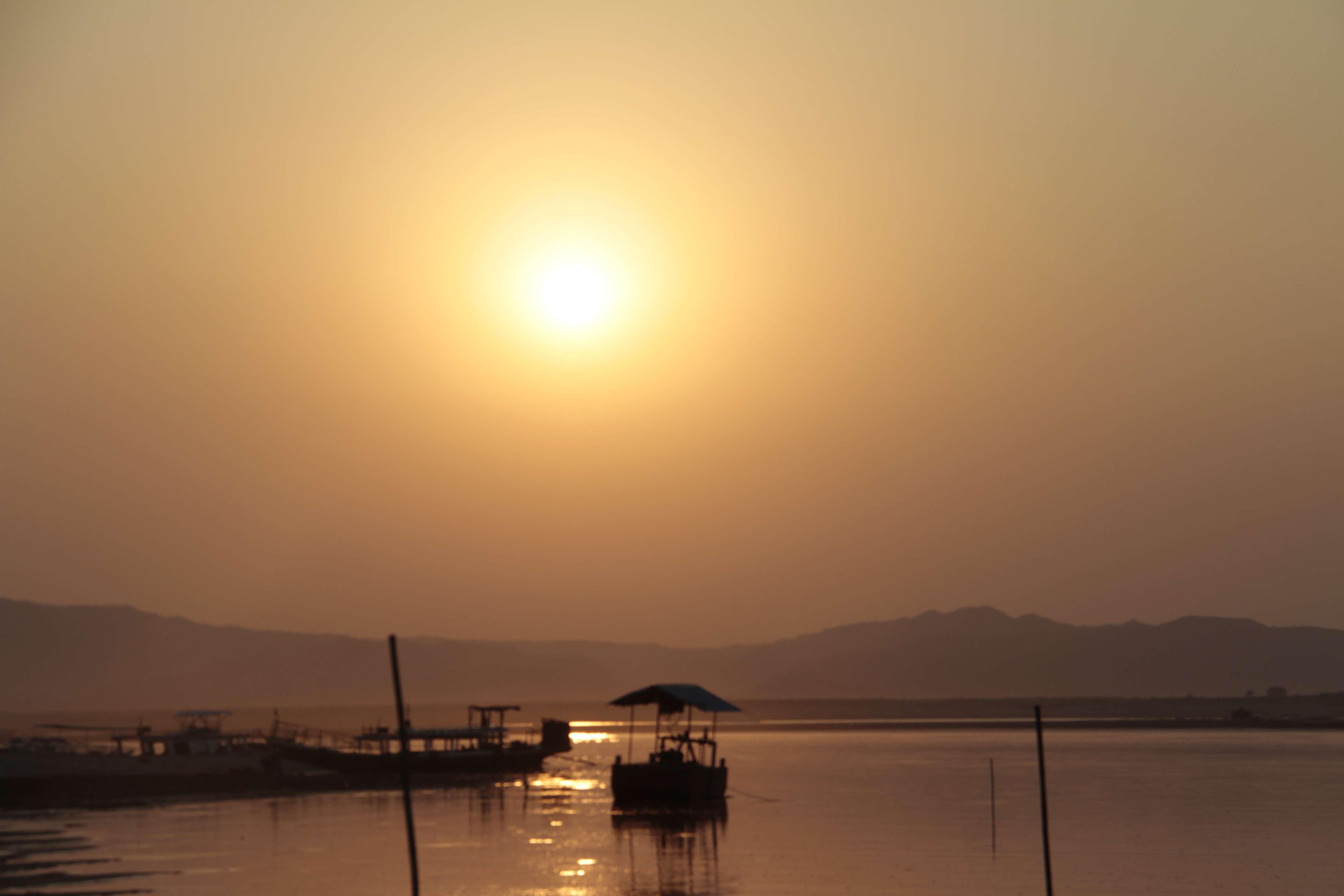 Myanmar fevrier 2019_0590 Bagan jetee vers Nat Taung Kyaung Monastery