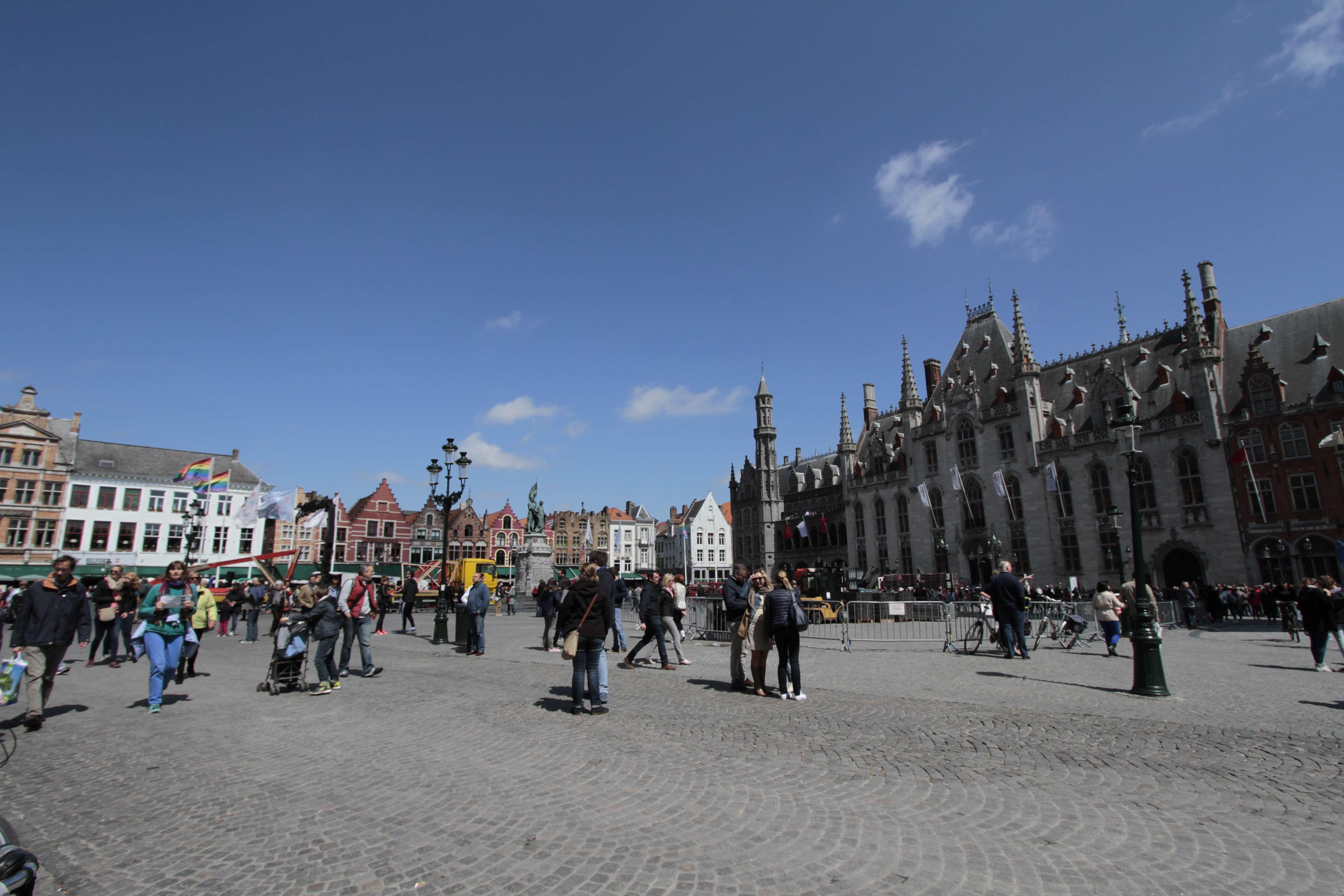 Belgique mai 2015_0149 Bruges Markt