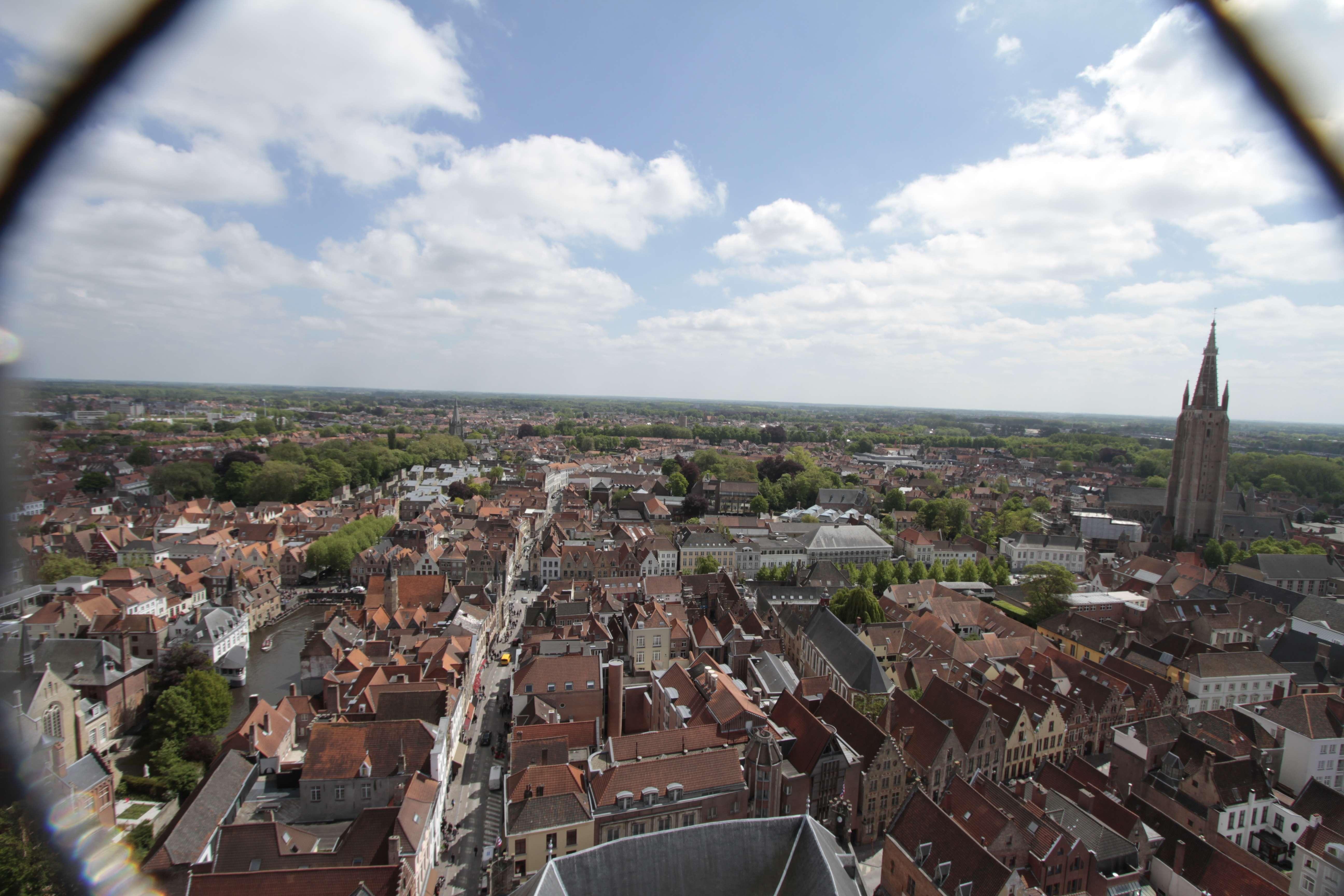 Belgique mai 2015_0155 Bruges Markt le beffroi