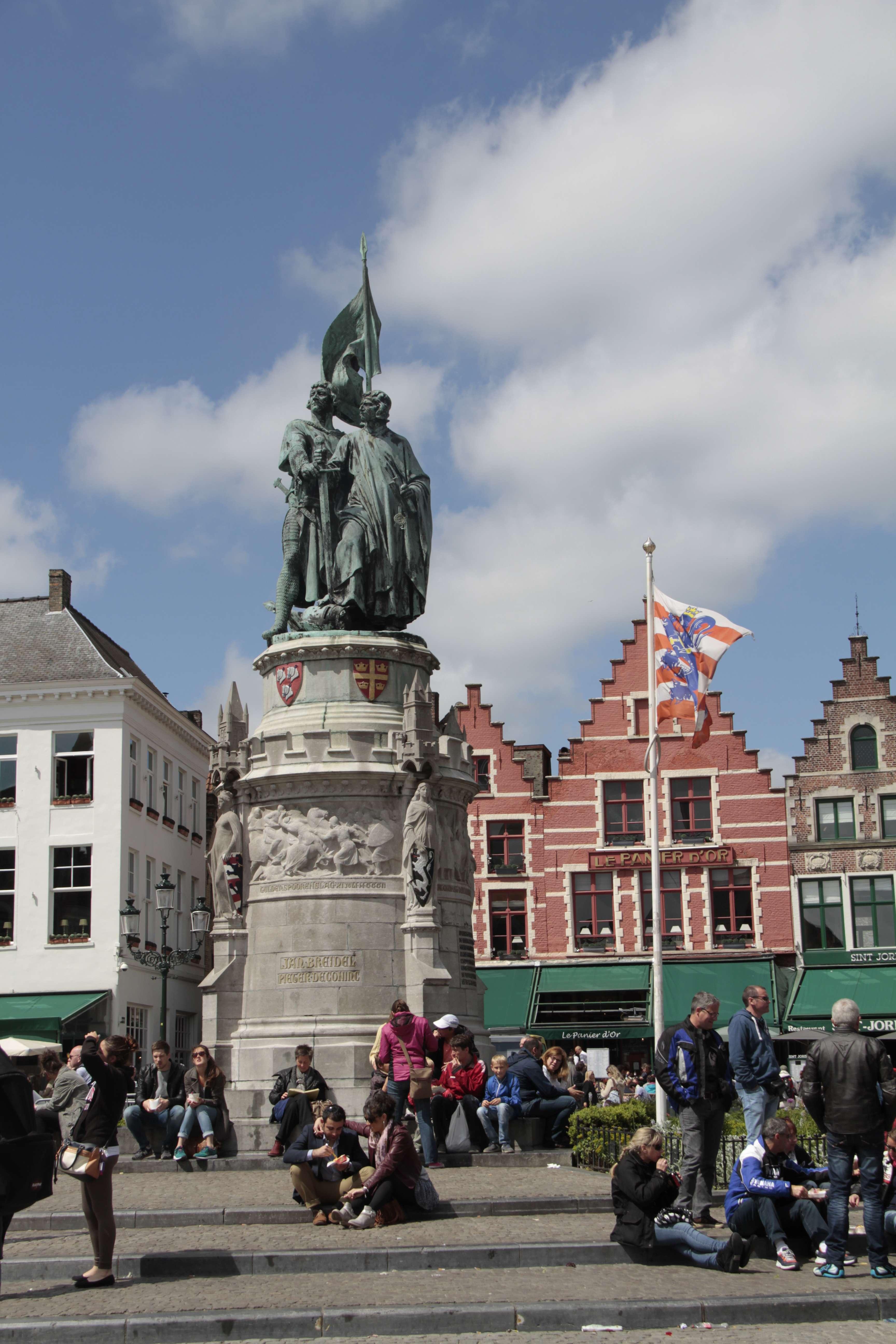 Belgique mai 2015_0160 Bruges Markt