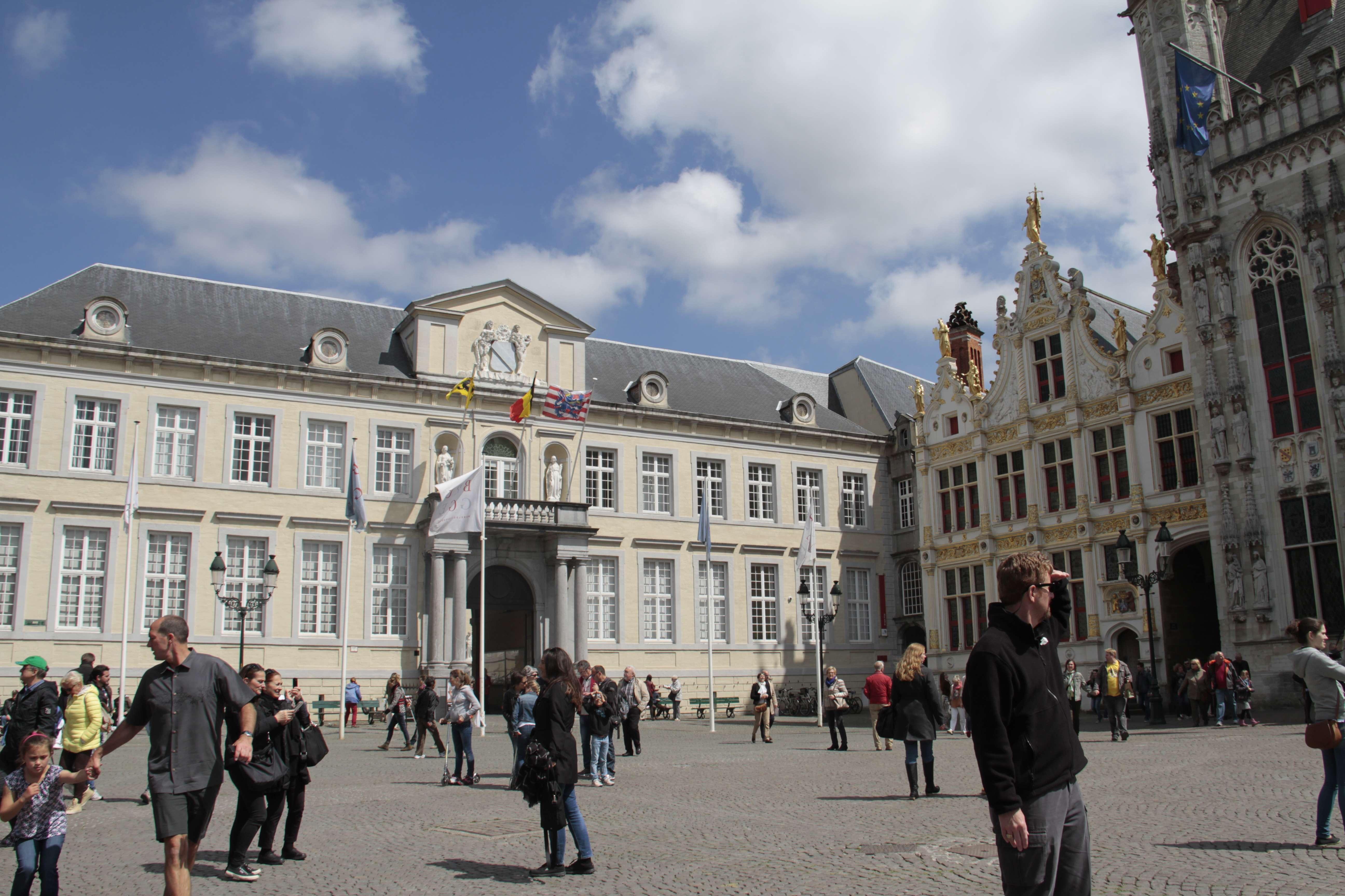 Belgique mai 2015_0163 Bruges Burg
