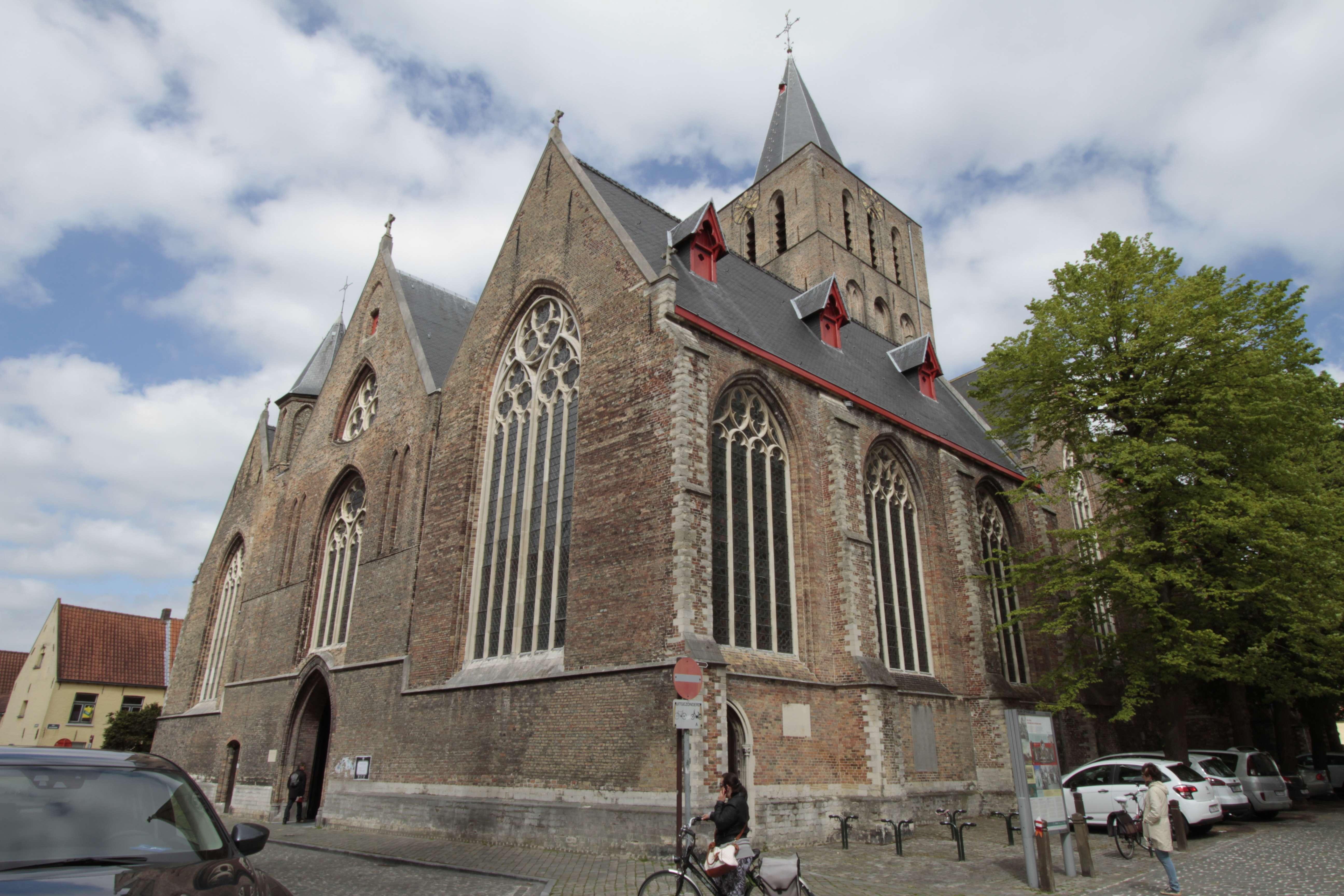 Belgique mai 2015_0192 Bruges église St Gilles