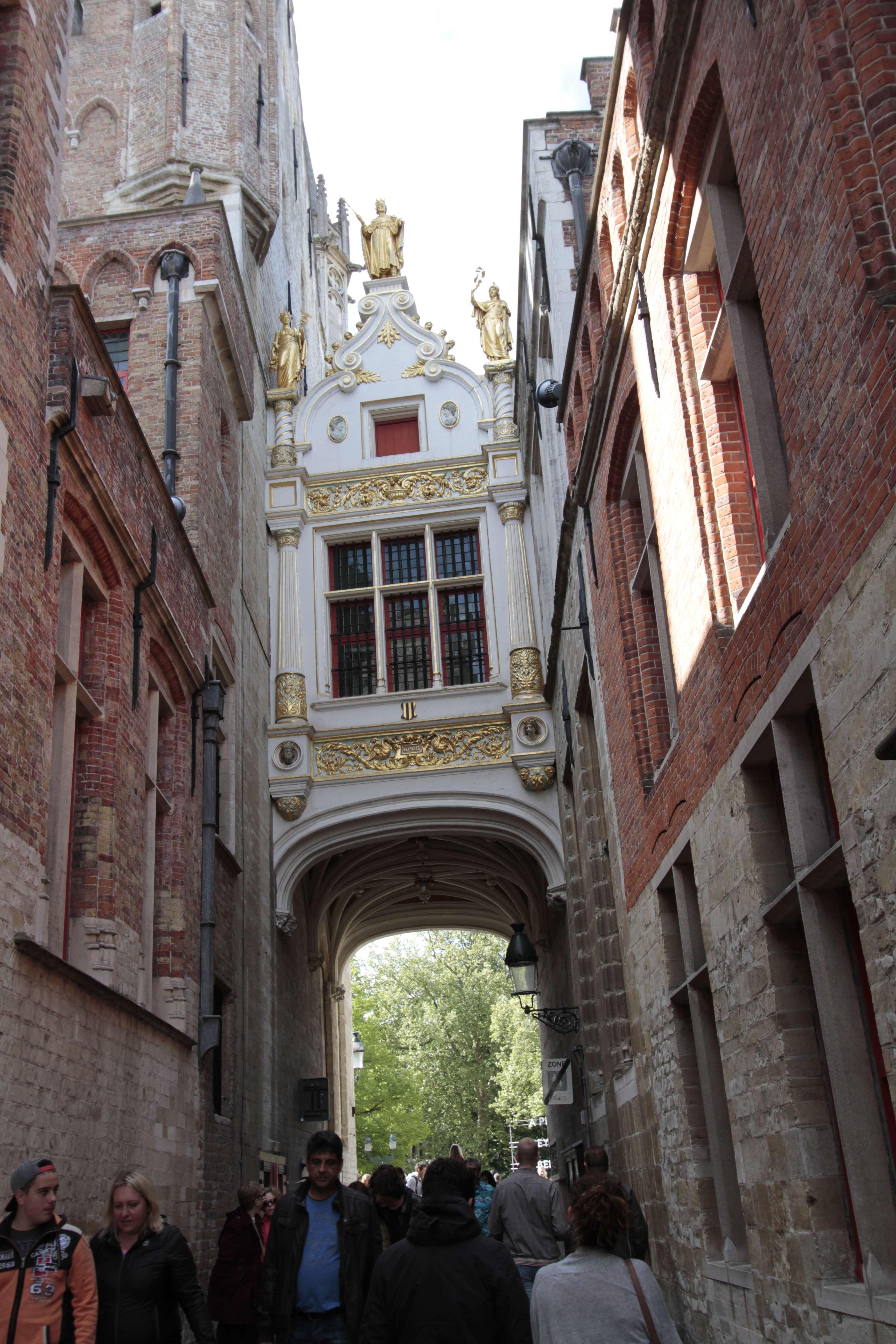 Belgique mai 2015_0194 Bruges Burg