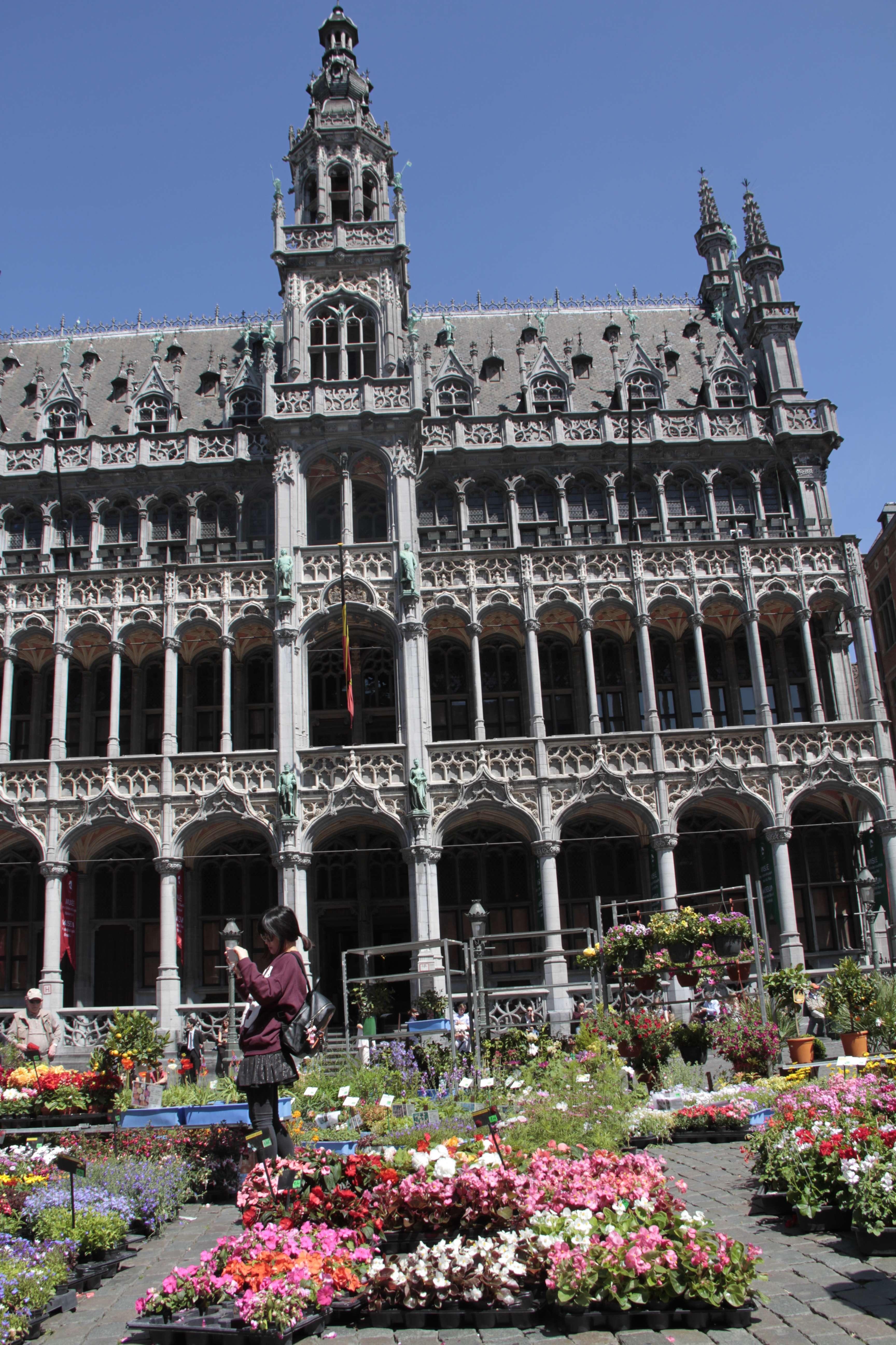 Belgique mai 2015_0014 Bruxelles Grand Place
