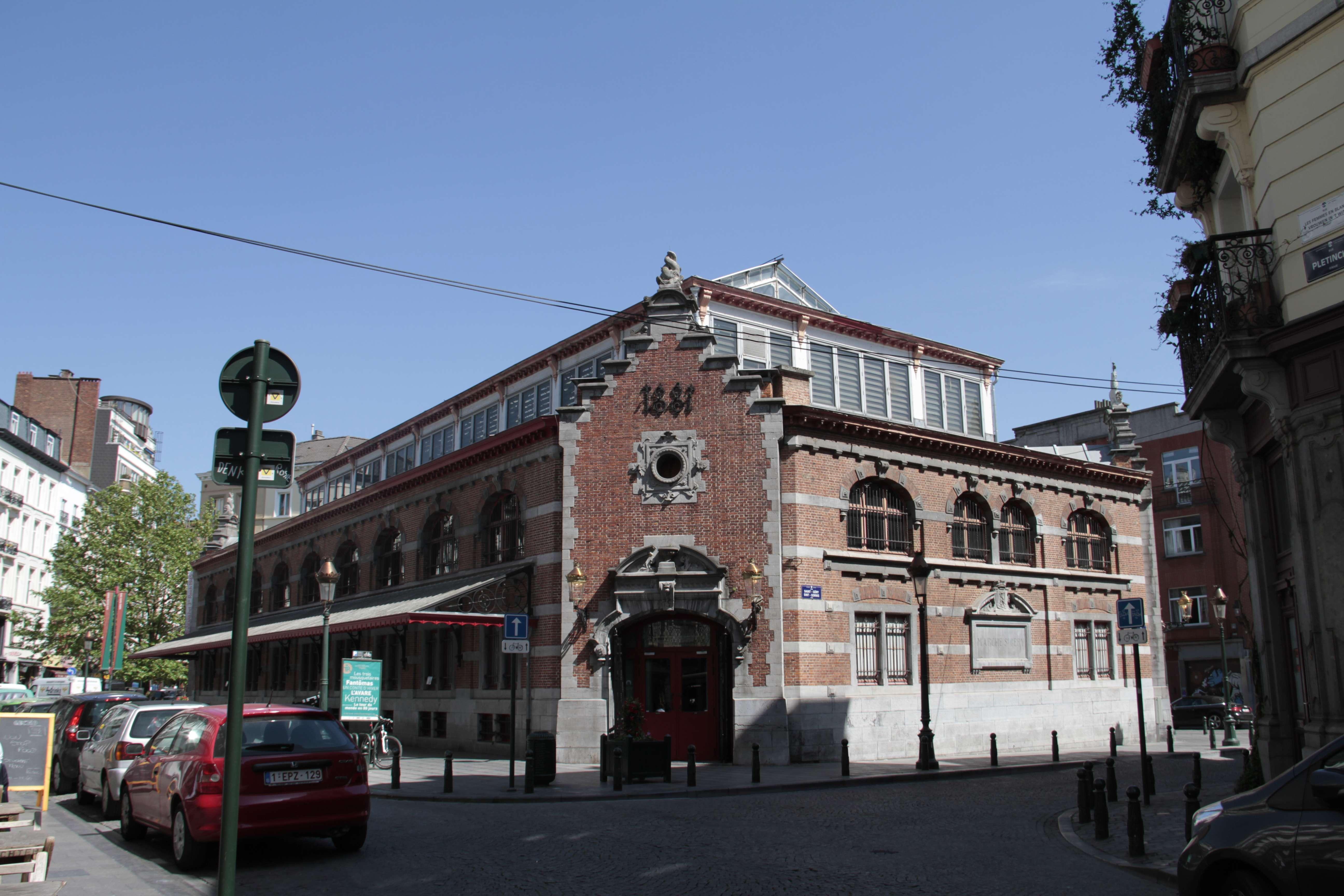 Belgique mai 2015_0034 Bruxelles Halle St Géry
