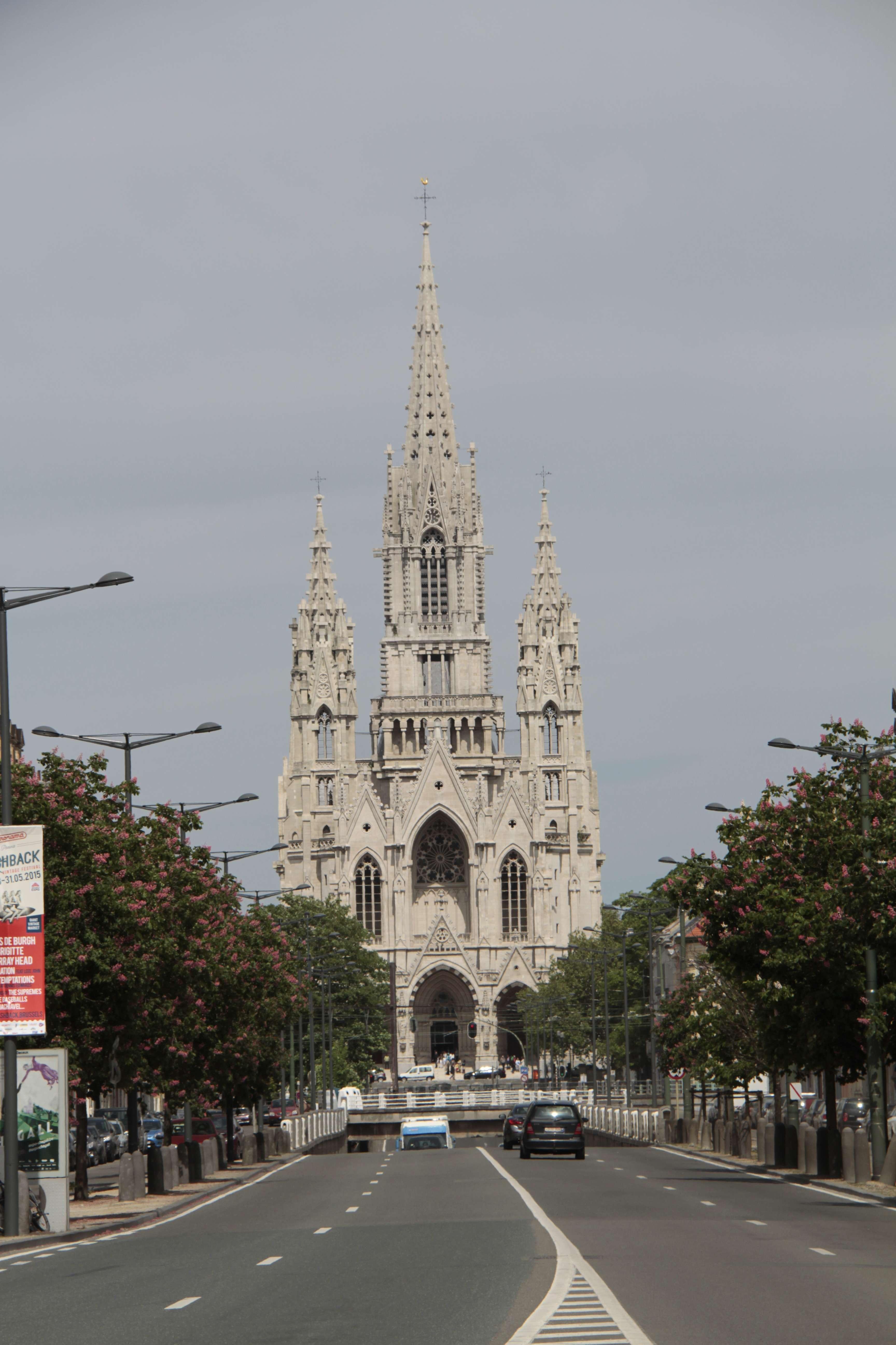 Belgique mai 2015_0081 Bruxelles basilique du Sacré coeur de Koelkelberg