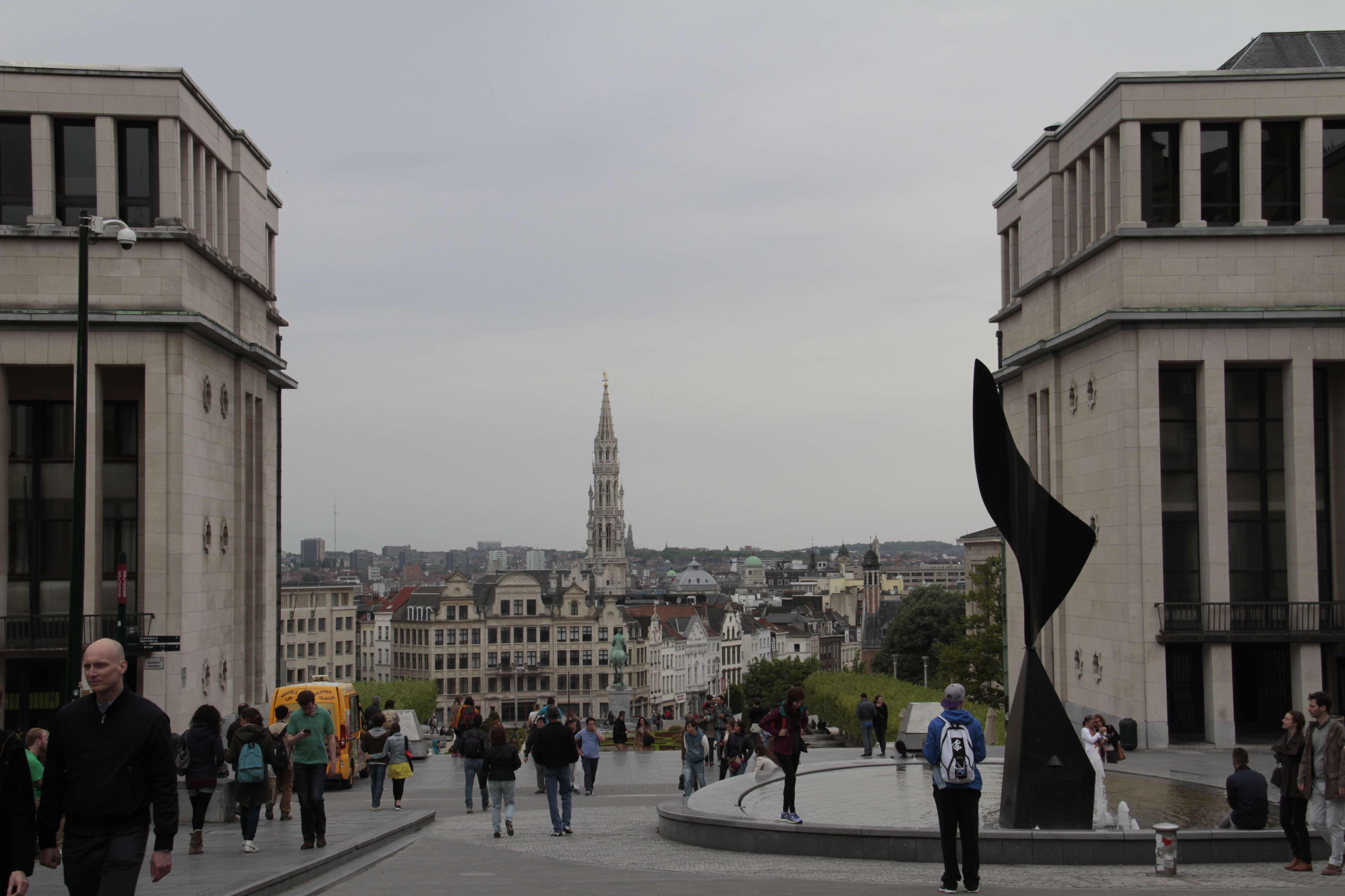 Belgique mai 2015_0105 Bruxelles place Royale