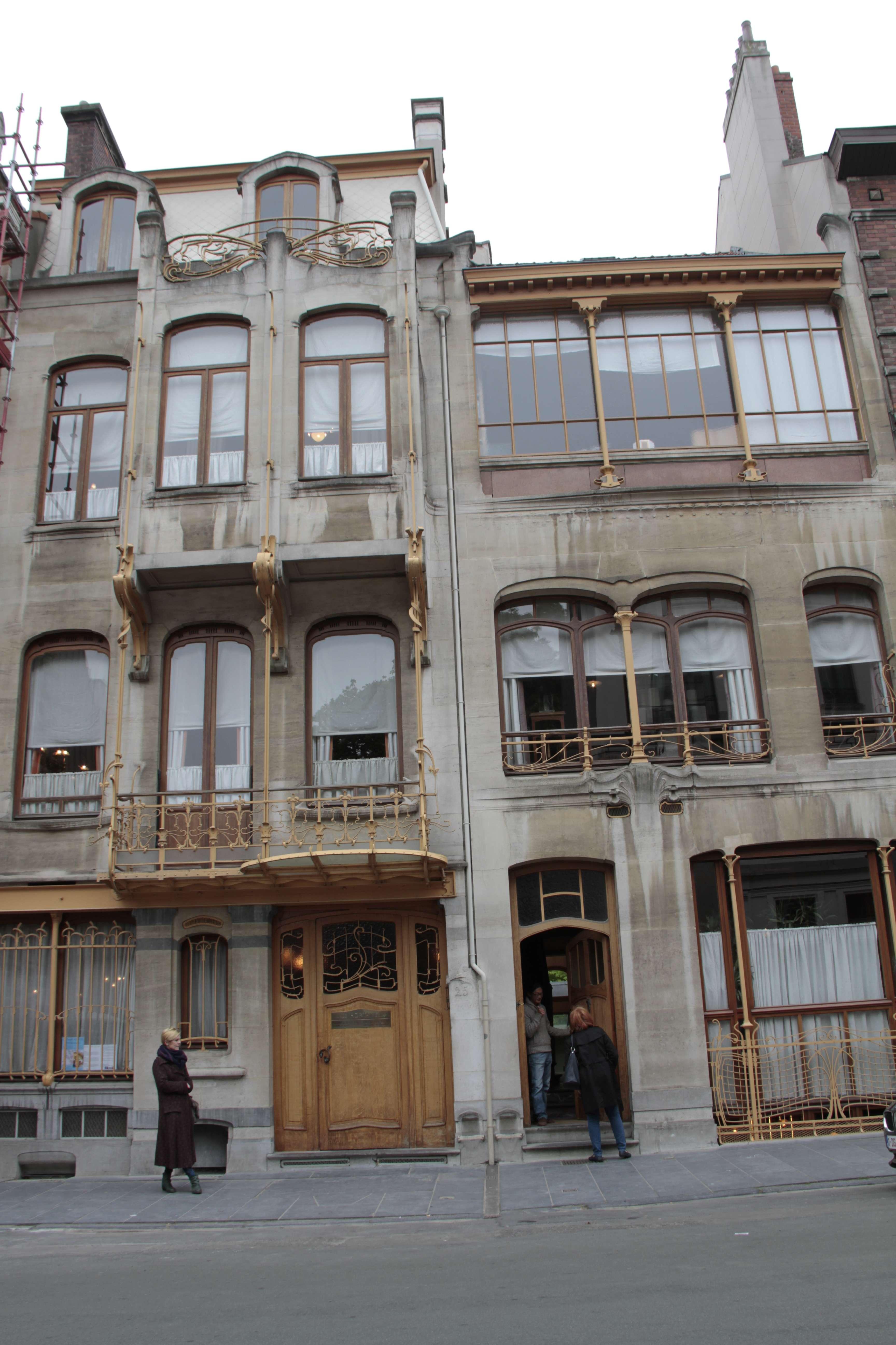 Belgique mai 2015_0260 Bruxelles circuit Art nouveau musée Horta