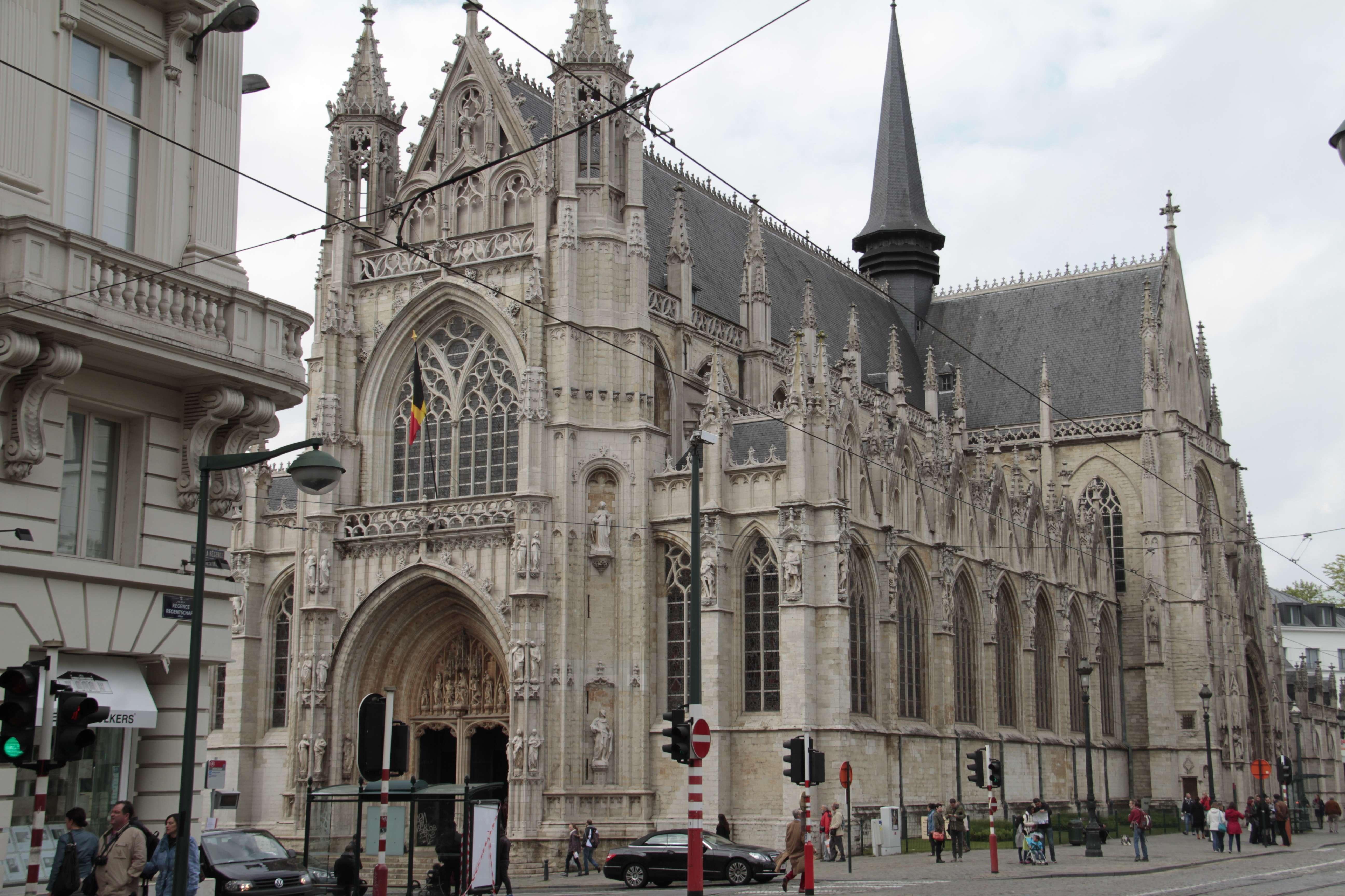 Belgique mai 2015_0273 Bruxelles église ND de la Chapelle