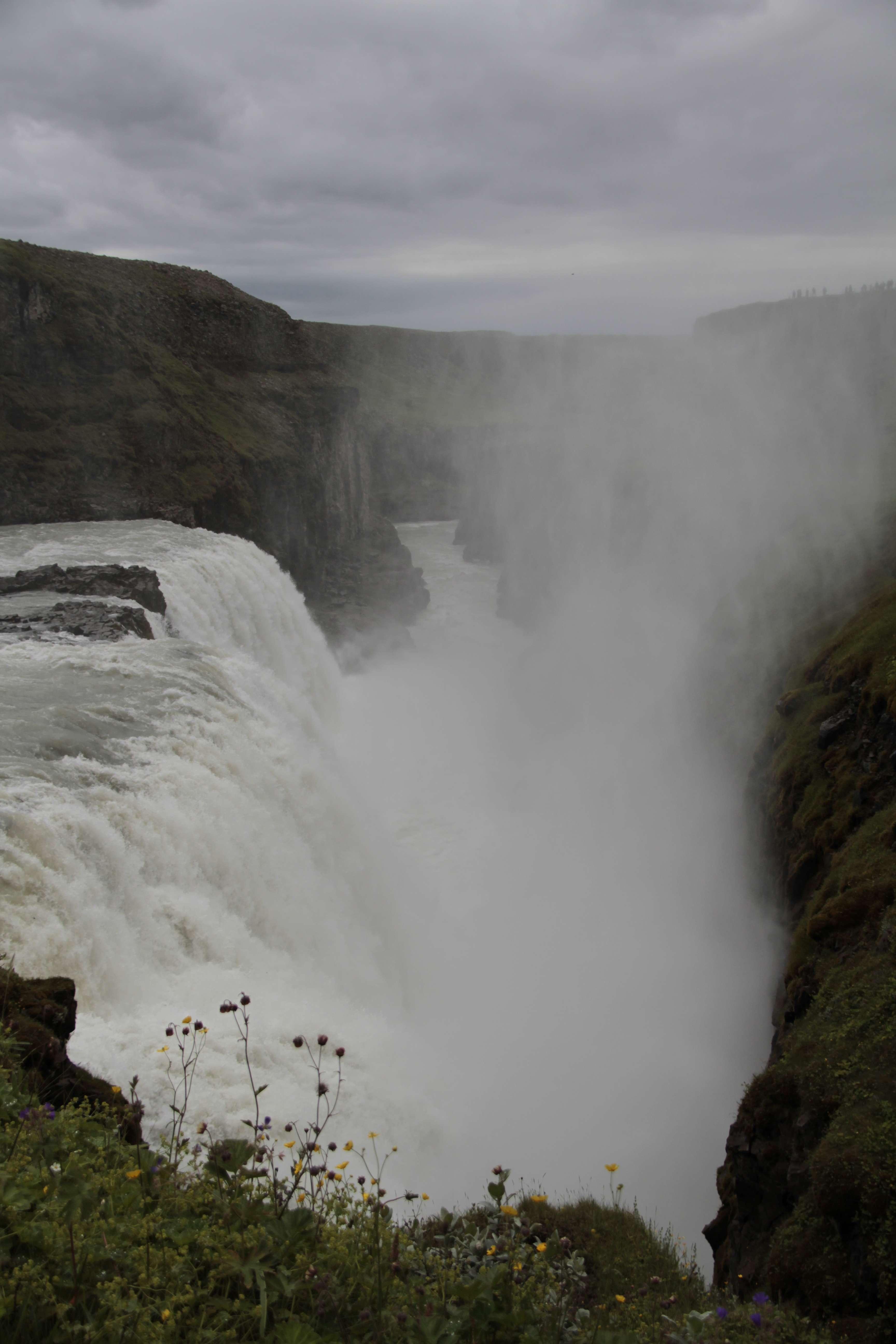 Islande_0065 gulfoss 9 juillet