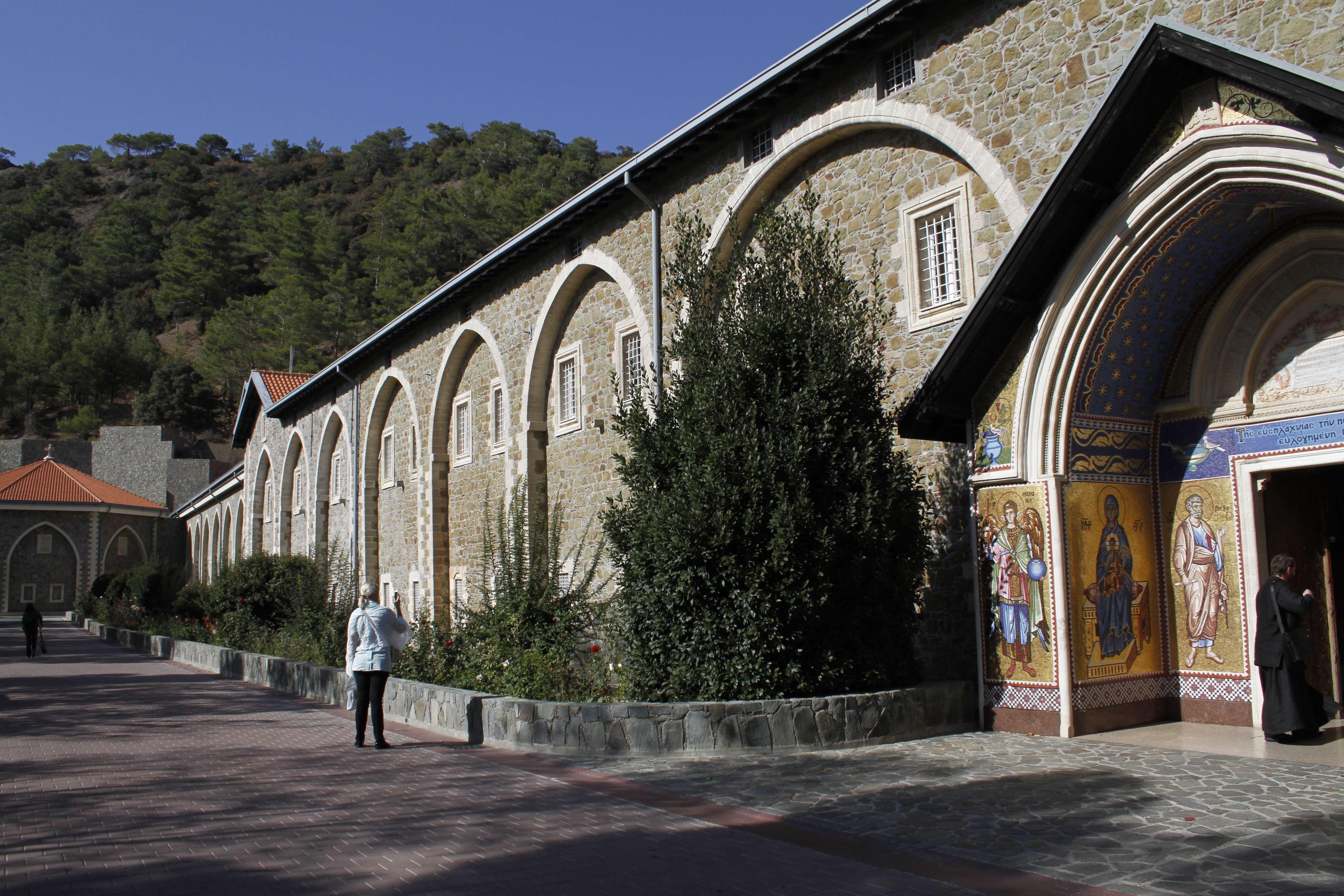 Chypre_0260 Monastere Panagia tou Kikkou
