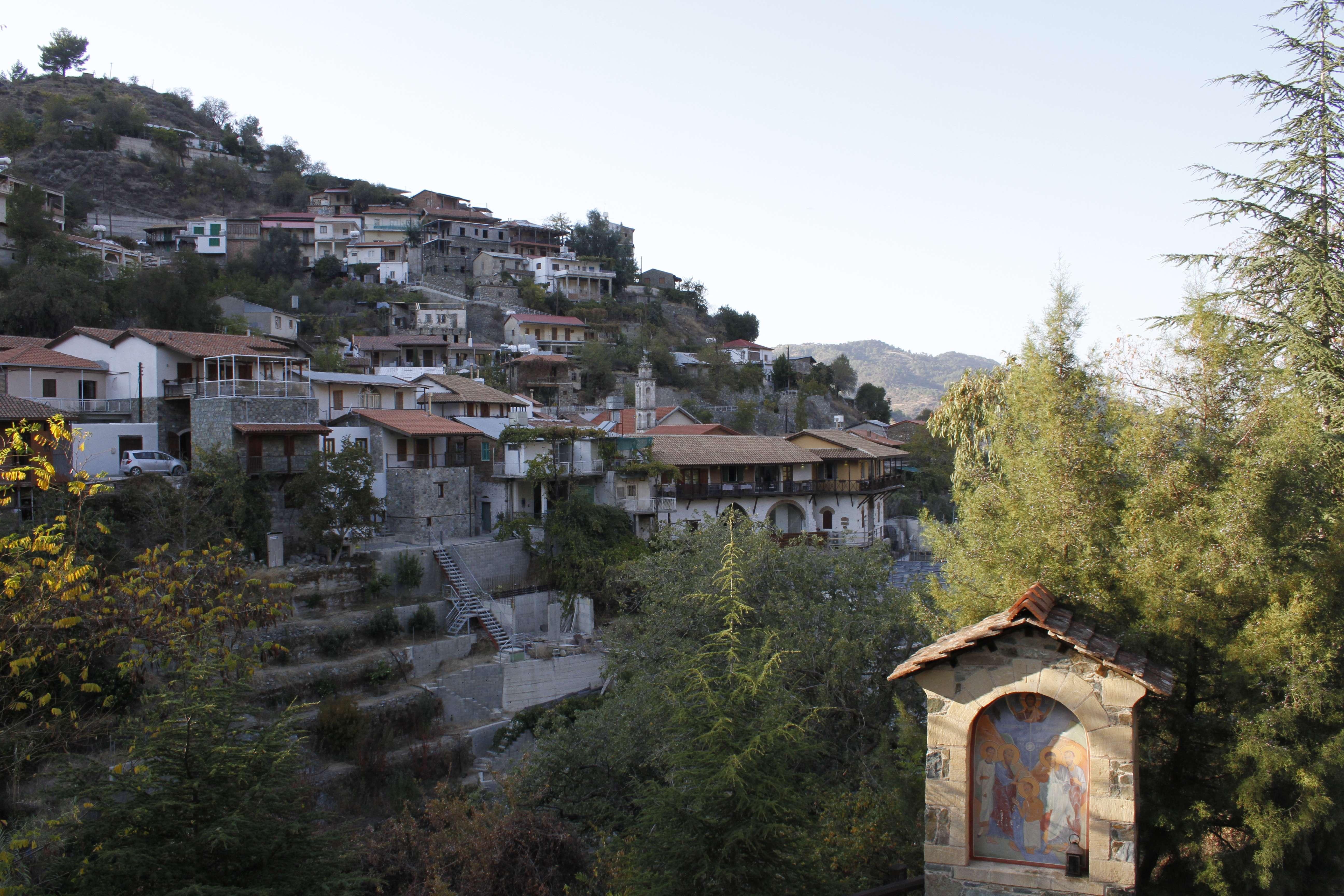 Chypre_0273 Kalopagianotis village de Monastere Ioannis Lambadisitis