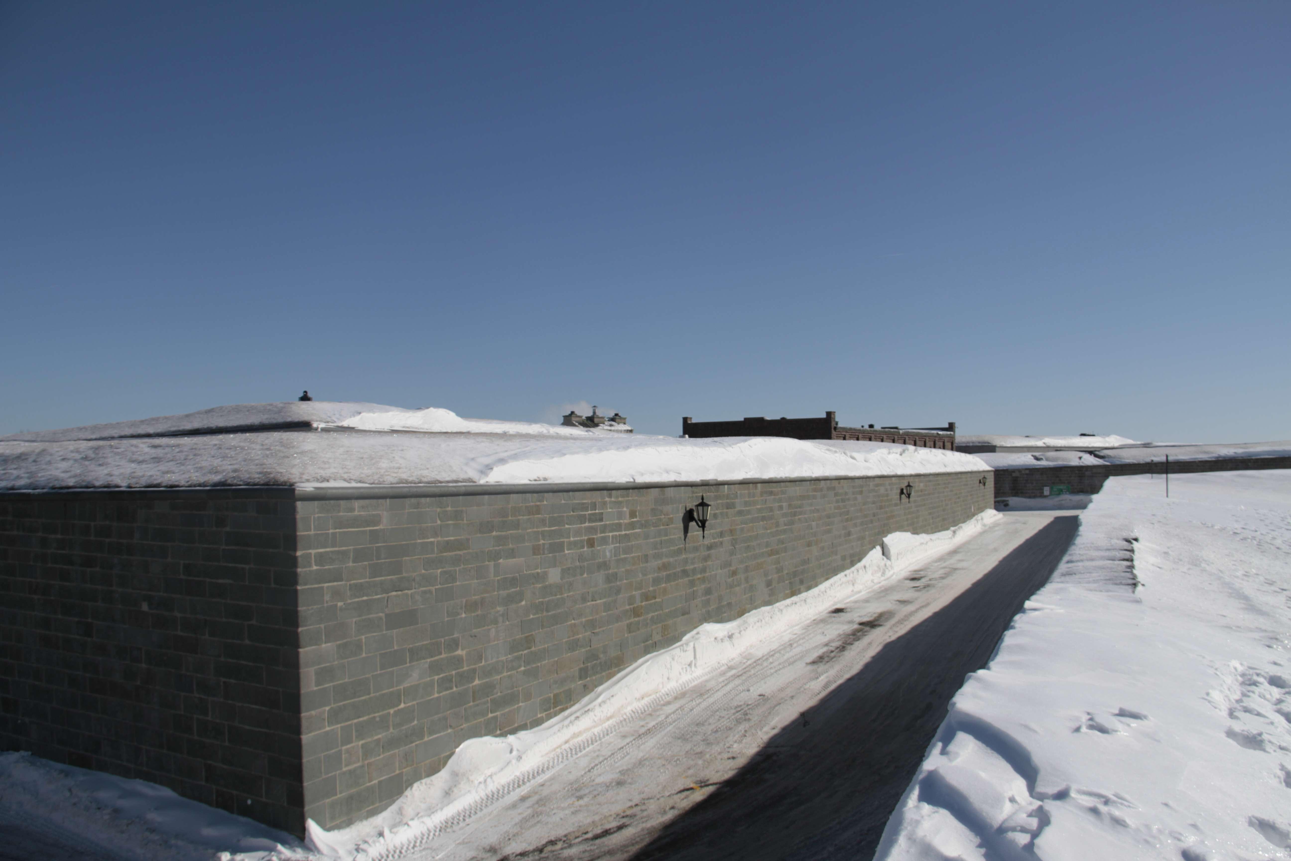 Quebec fevrier 2018_0044 plaines d Abraham la citadelle