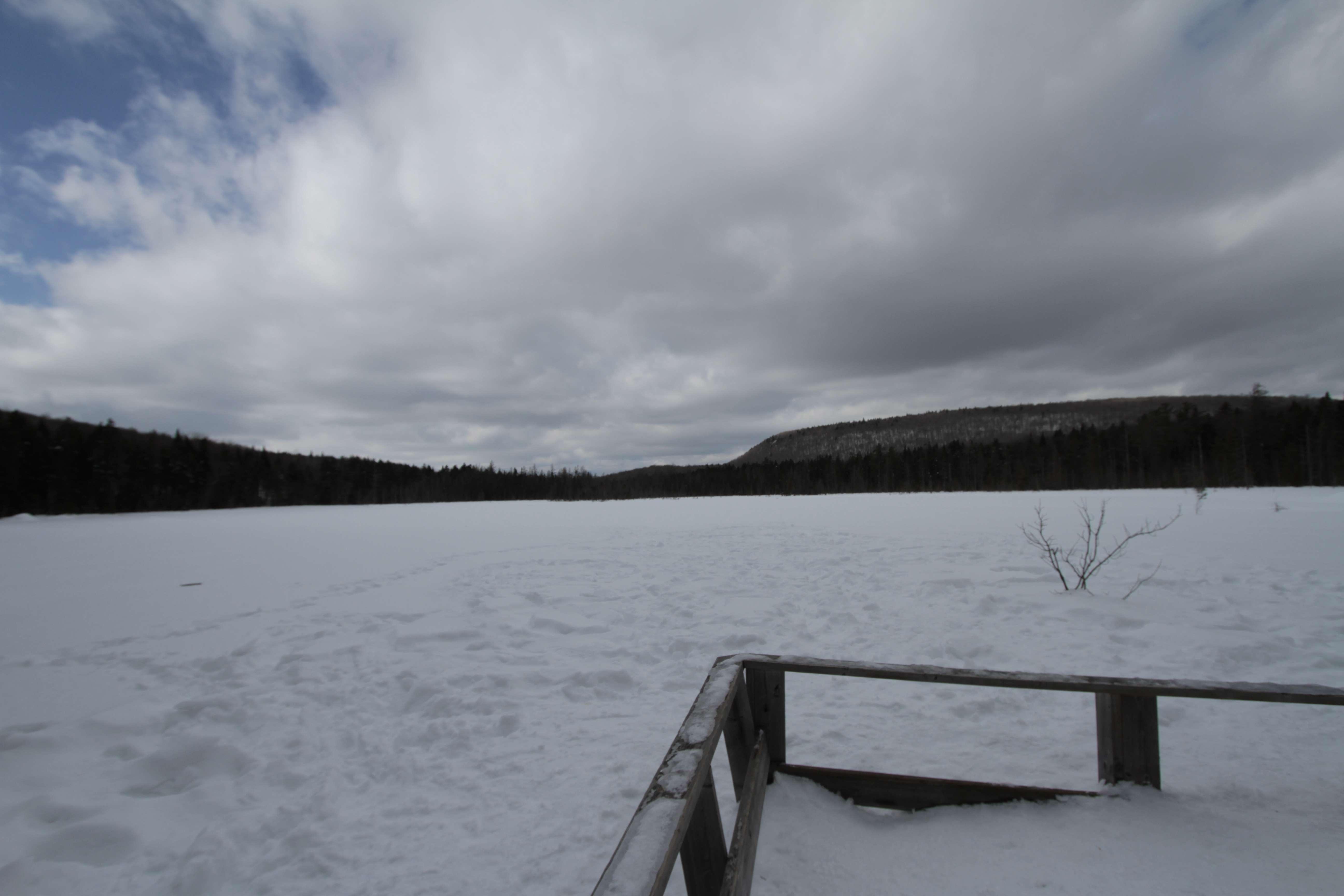 Quebec fevrier 2018_0207 Station Duchesnay lac blanc