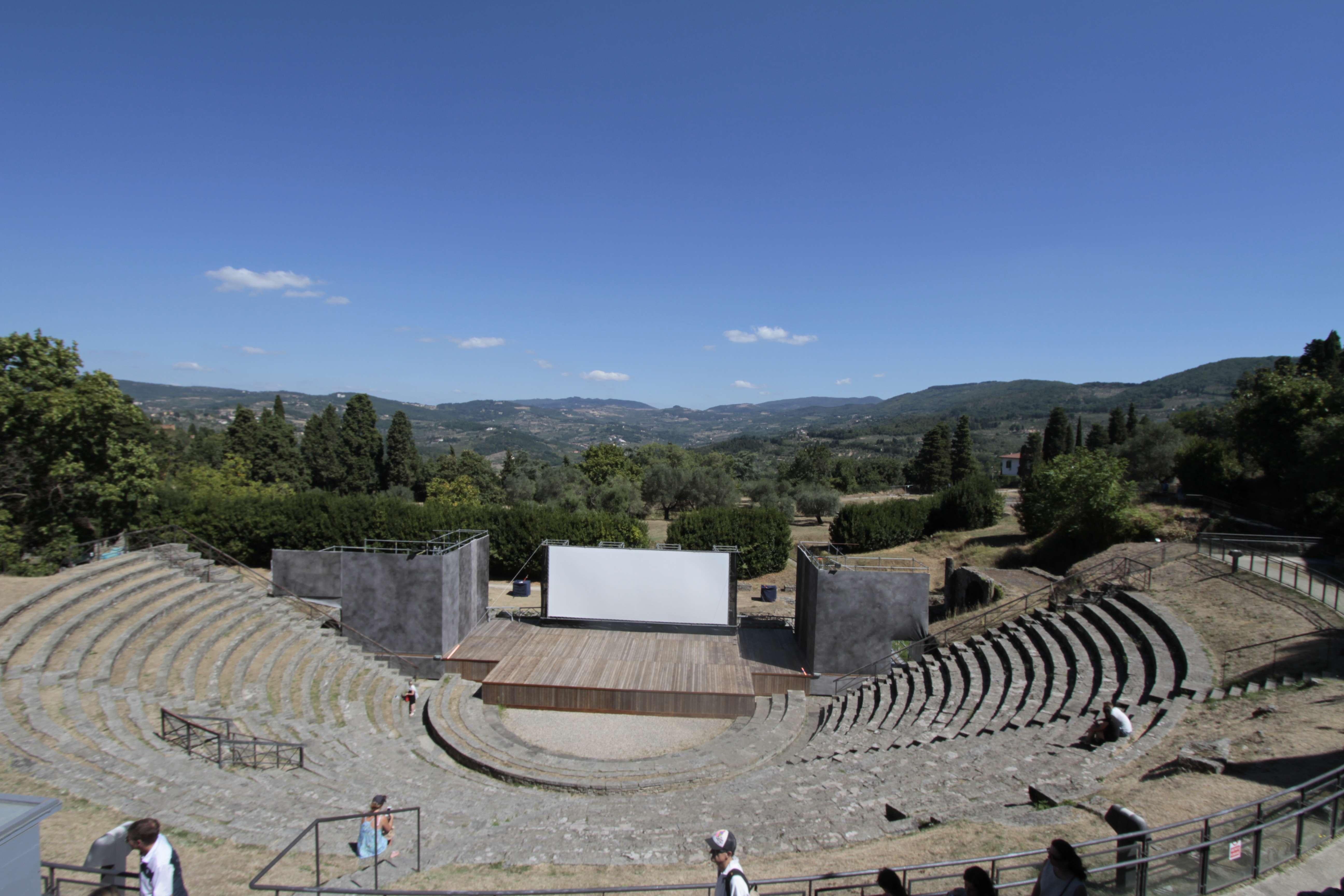 Toscane aout 2016 _0325 Fiesole theatre