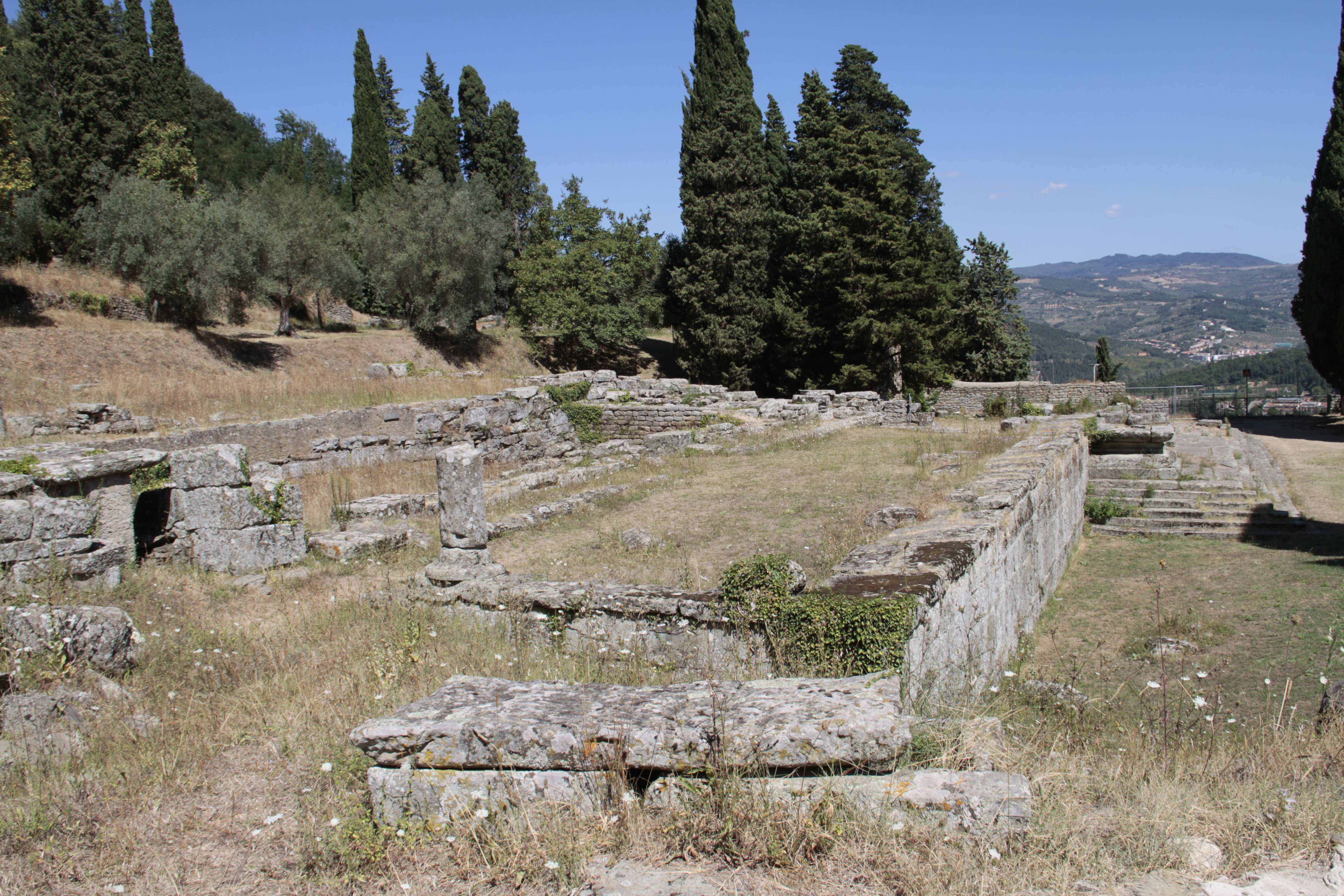 Toscane aout 2016 _0330 Fiesole temple