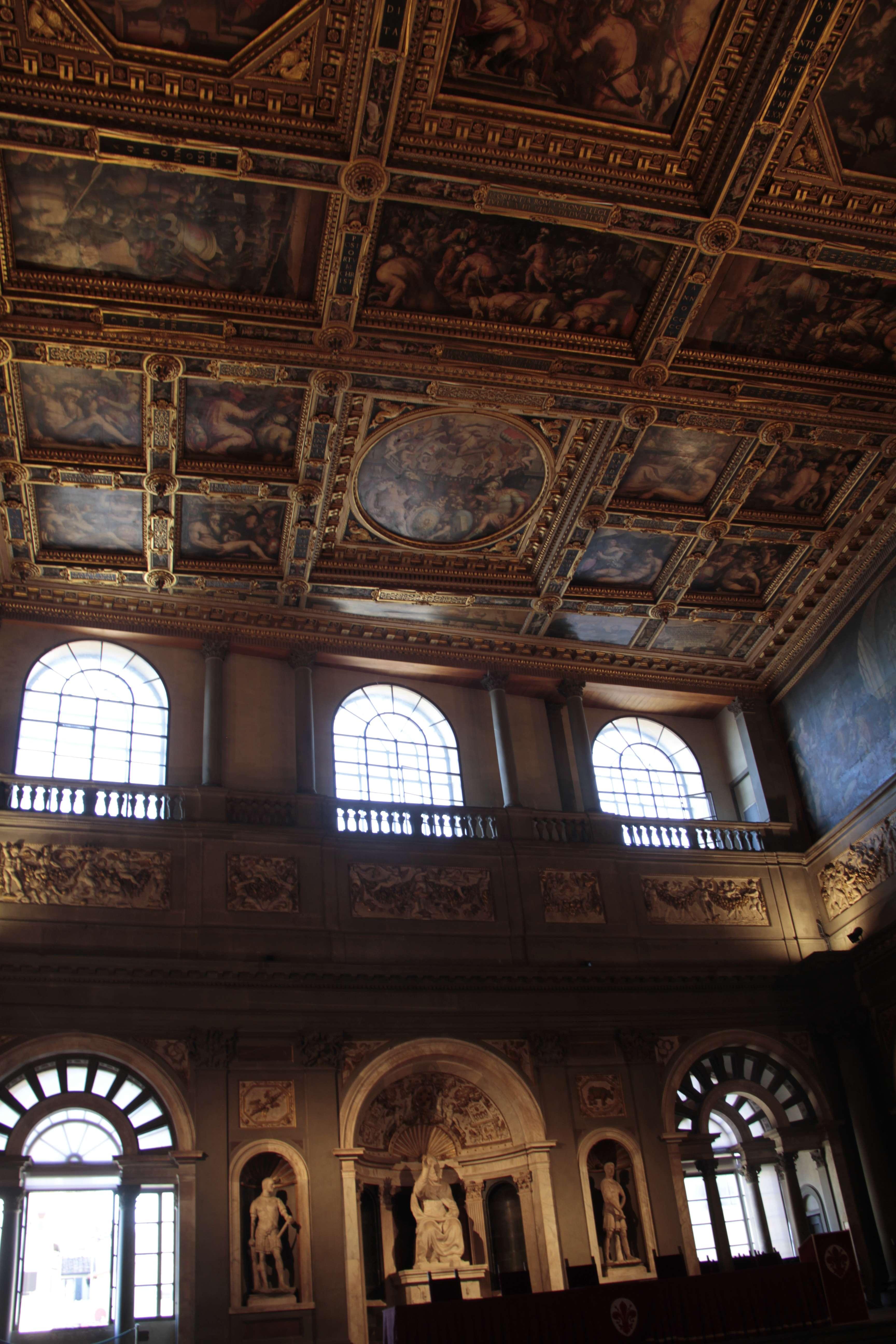 Toscane aout 2016 _0187 Florence Palazzo Vecchio