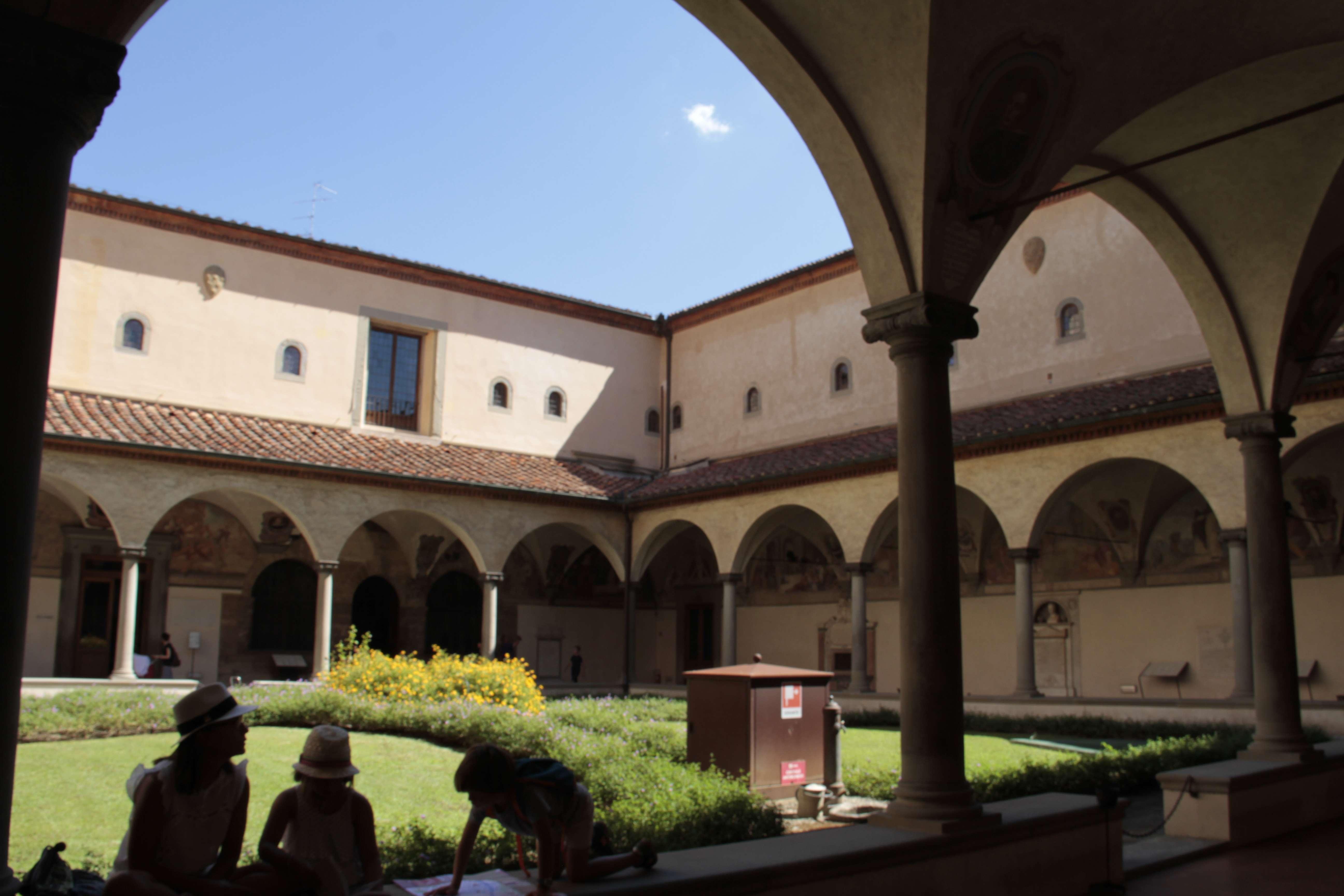 Toscane aout 2016 _0289 Florence San Marco