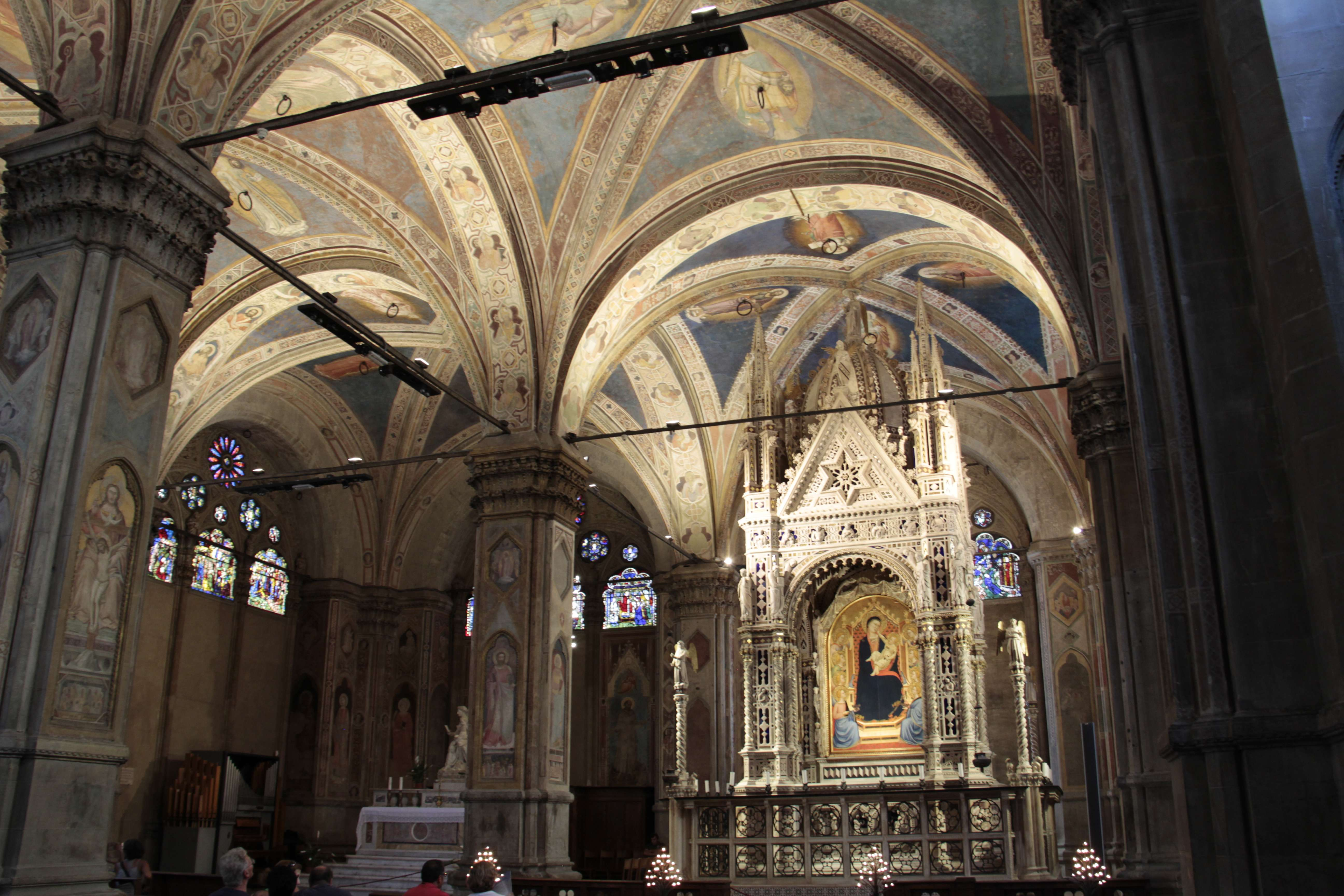 Toscane aout 2016 _0346 Florence Orsanmichele