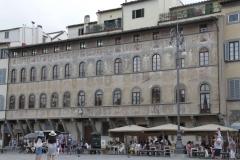 Toscane aout 2016 _0071 Florence plazza Santa Croche